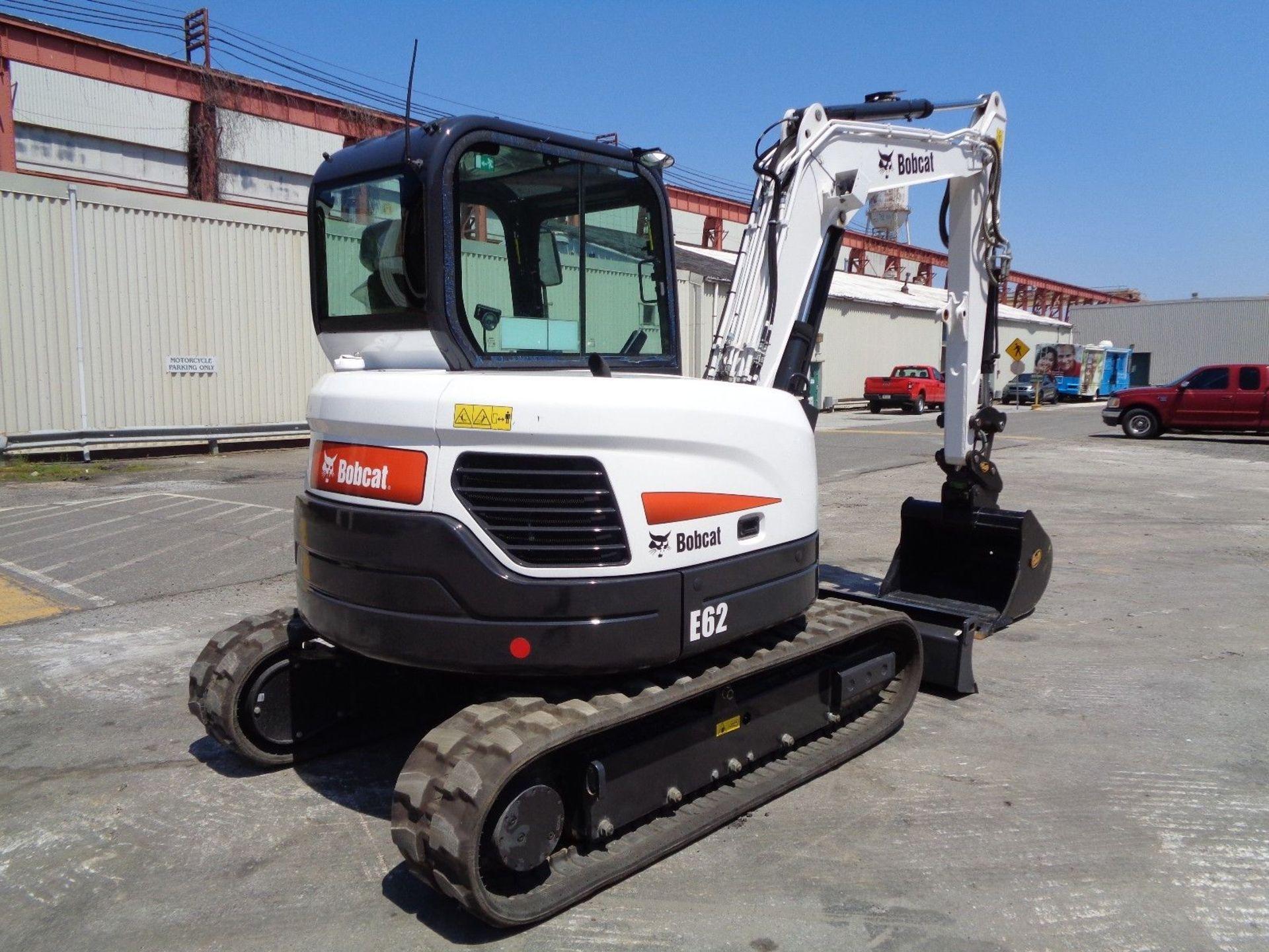 Lot 32 - New Unused Bobcat E62 Mini Excavator