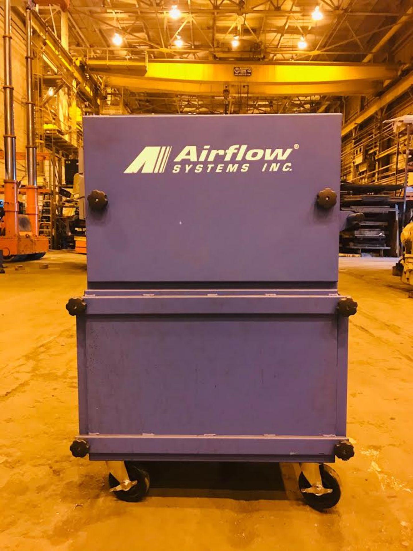 Lot 15A - Air Flow System