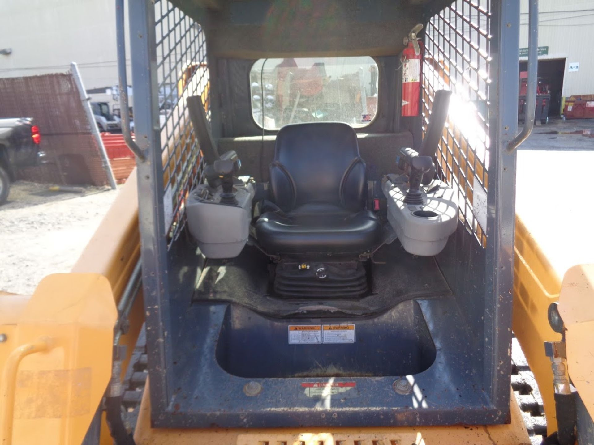 Lot 40A - 2012 Mustang 1750RT Skid Steer