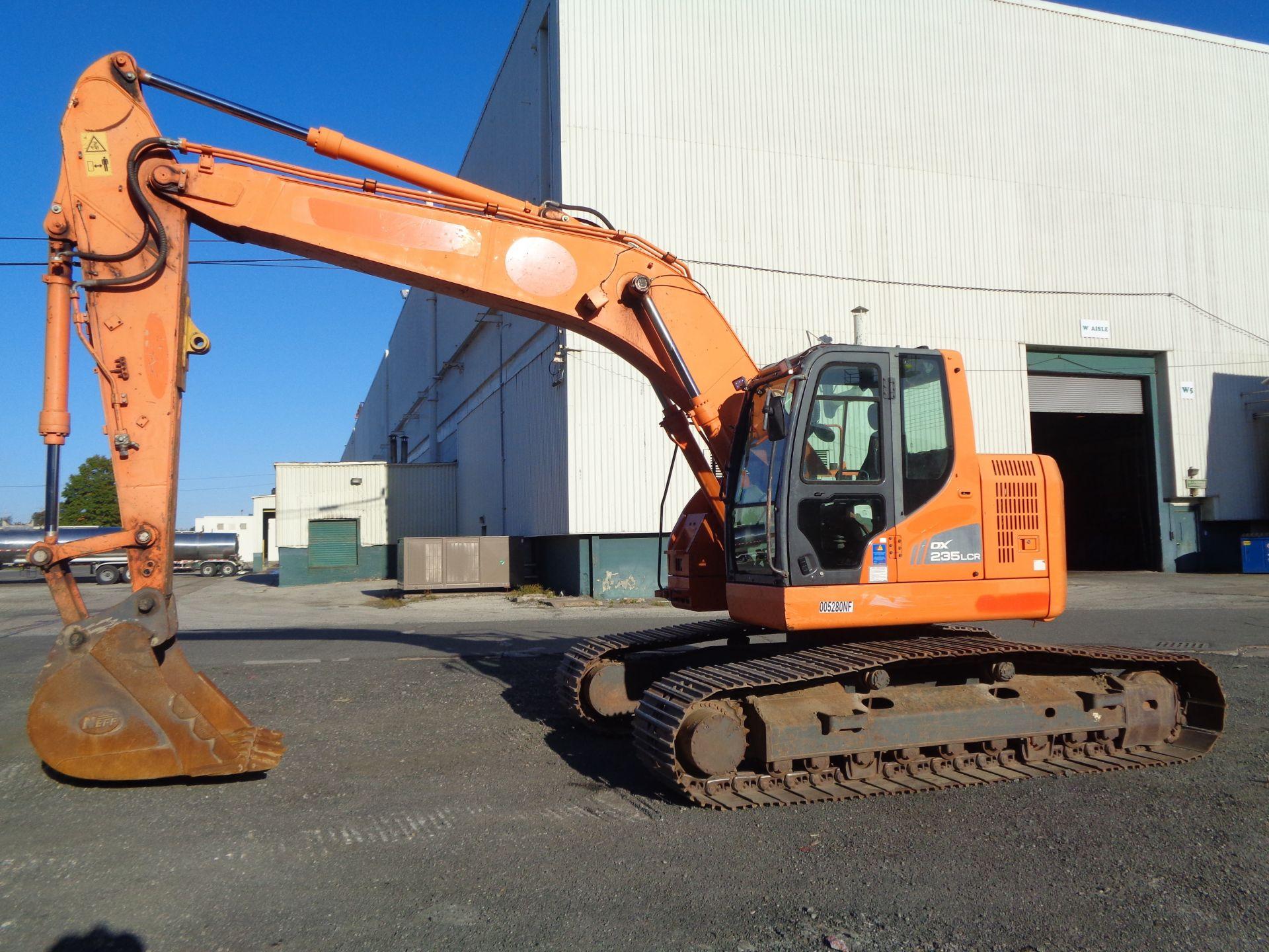Lot 21 - 2013 Doosan DX235LCR Excavator