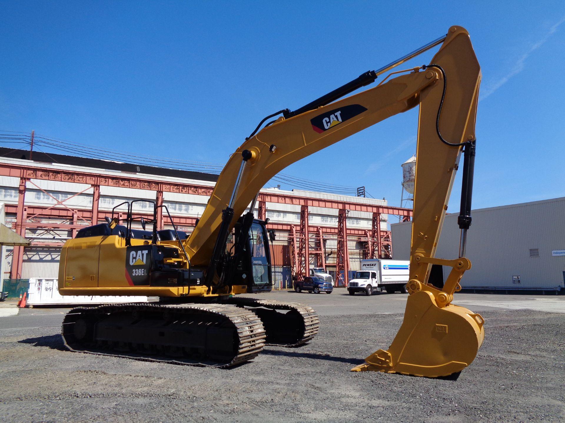 Lot 18 - 2013 Caterpillar 336ELH Hydraulic Excavator