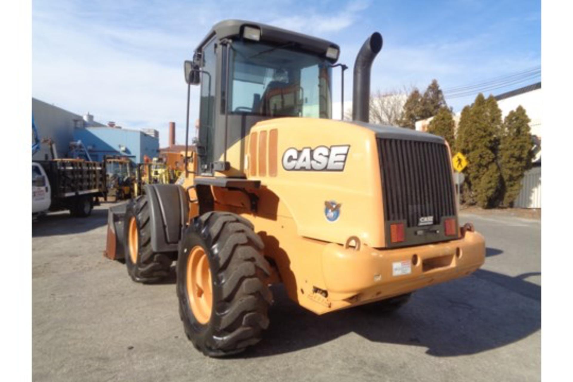 Lot 32 - 2013 Case 521E Wheel Loader - Only 762 Hours