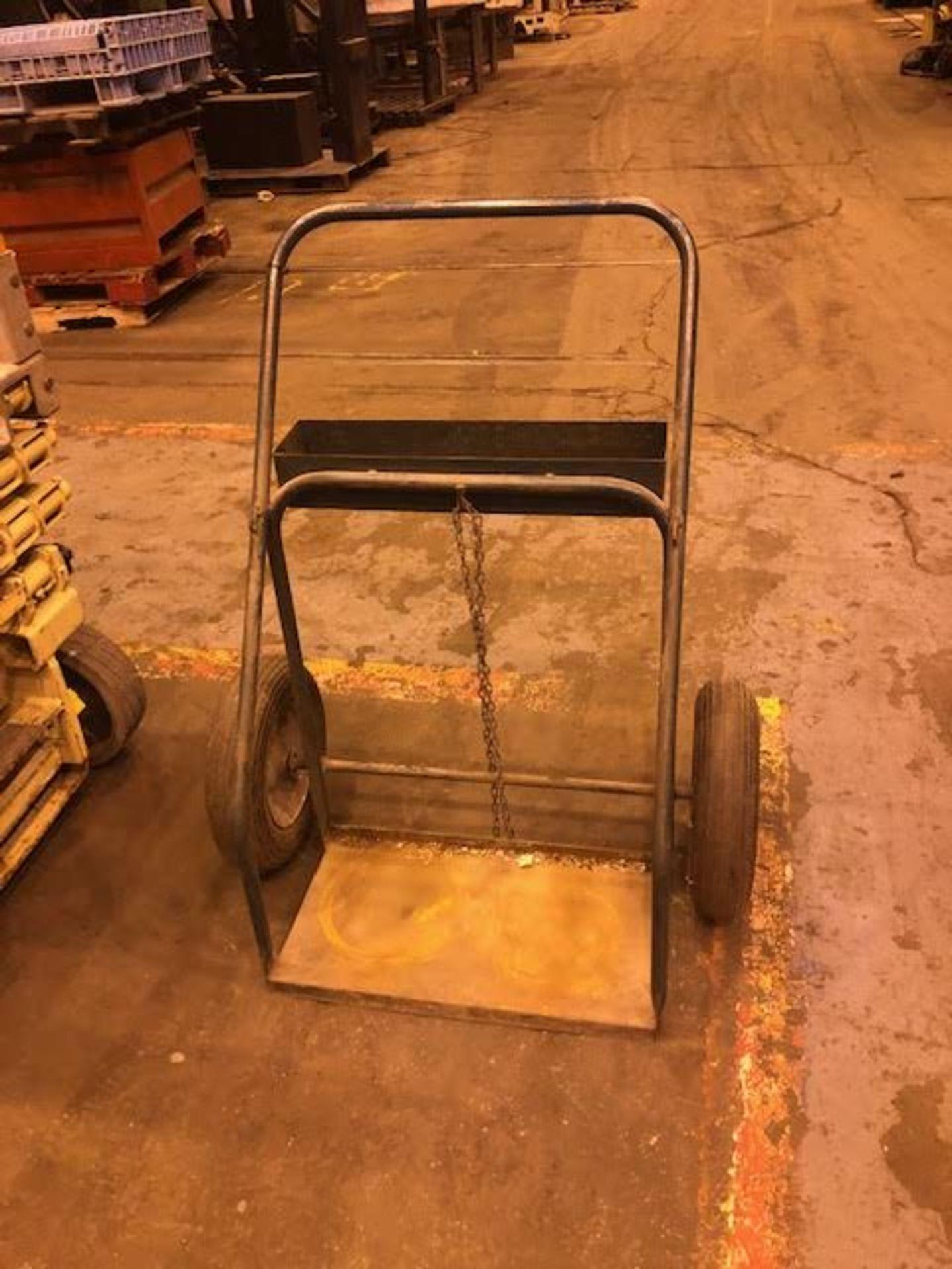 Lot 1b - Torch Cart