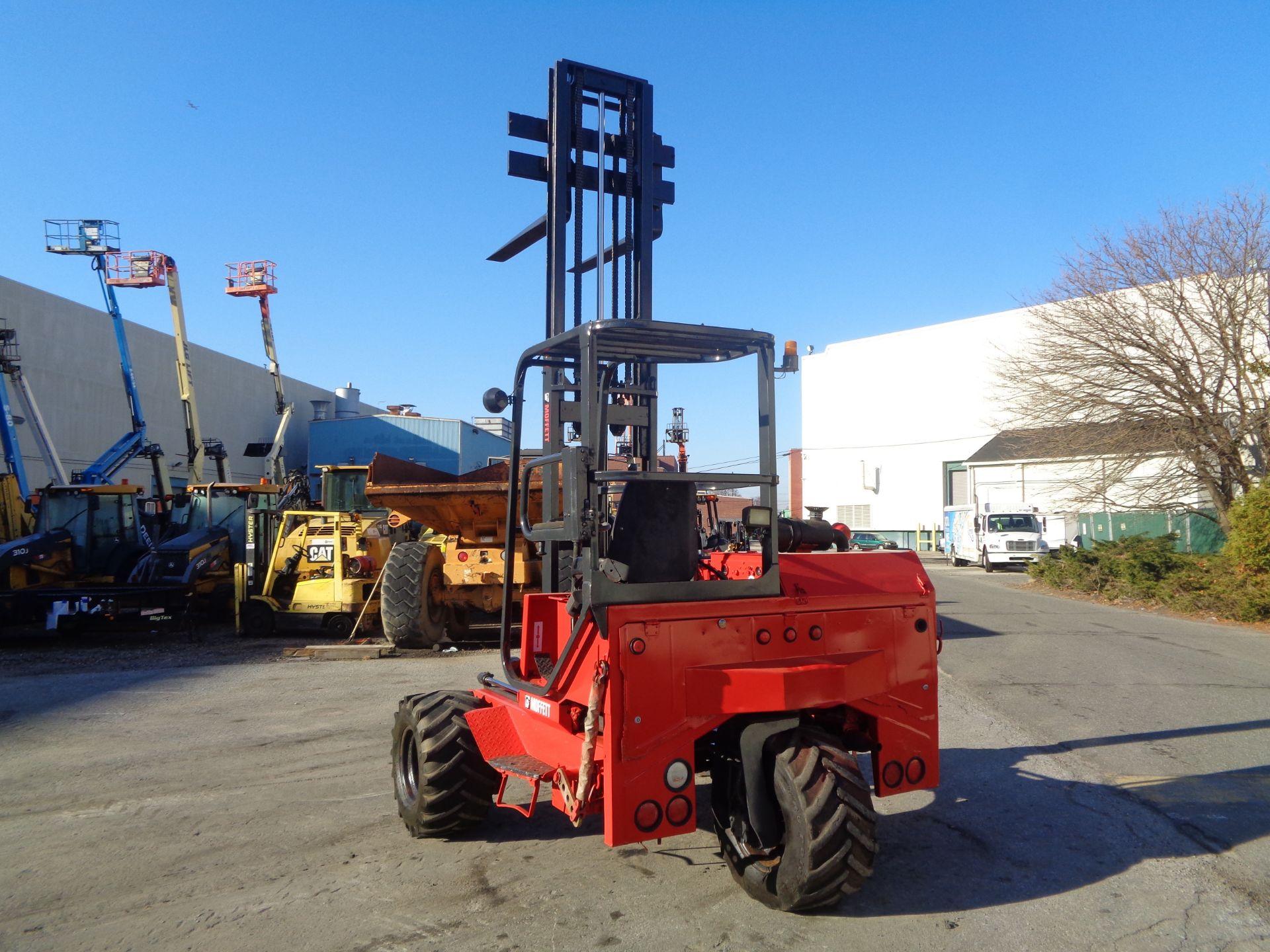 Lot 20 - Moffett M5000 5,000lb Forklift