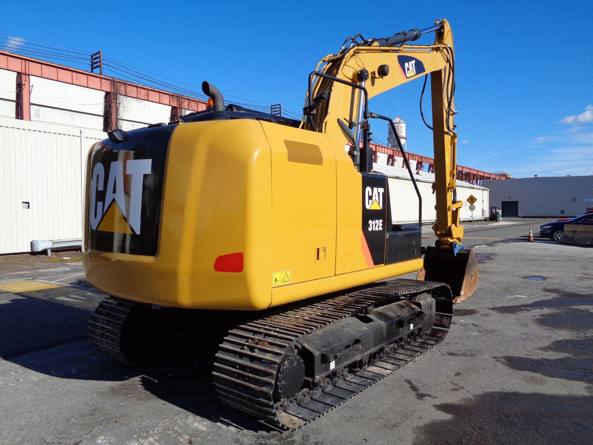 Lot 21 - 2015 Caterpillar 312E Hydraulic Excavator