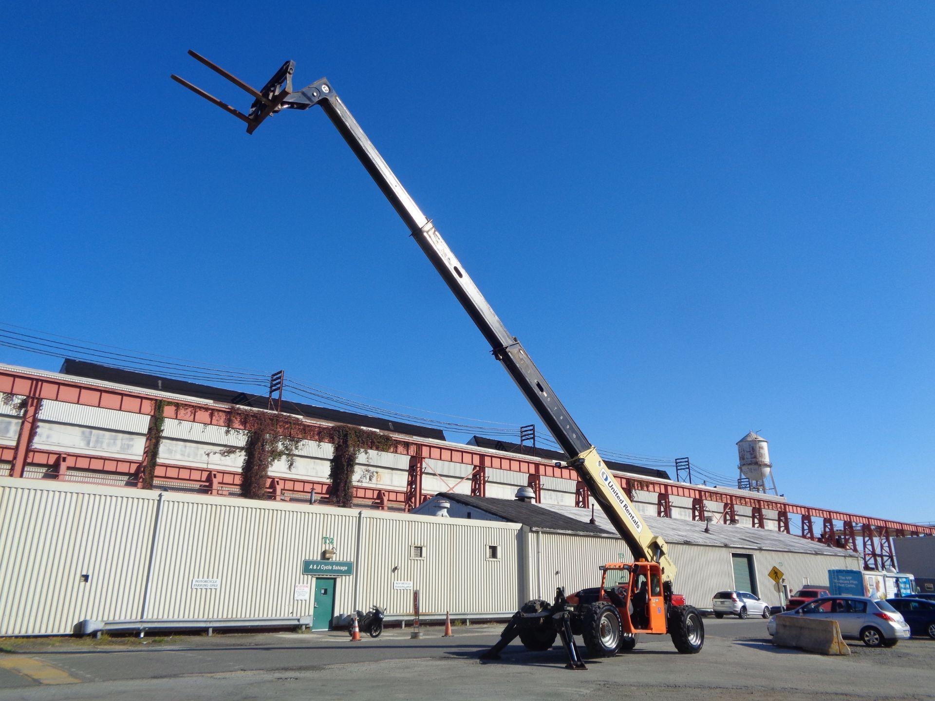 Lot 50 - 2012 JLG G12 55A 12000lb Telescopic Forklift