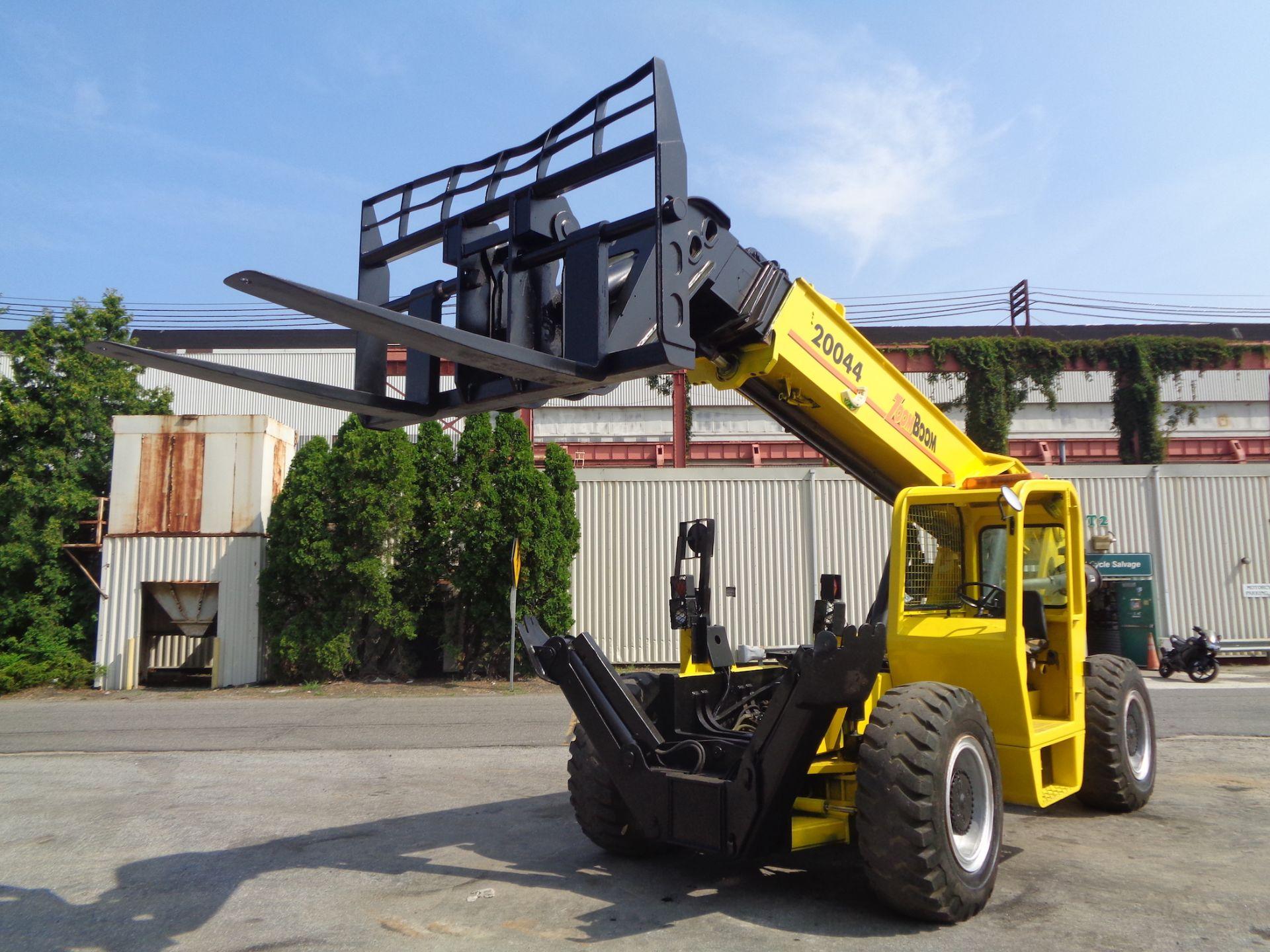 Lot 48 - Carelift ZB-20044 20,000lb Telescopic Forklift