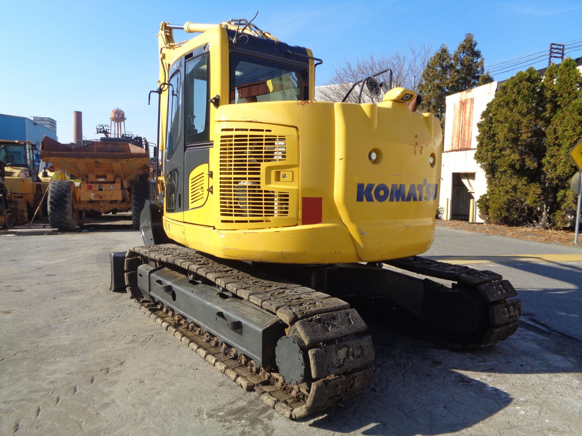 Lot 22 - 2015 Komatsu PC138USLC-10 Hydraulic Excavator