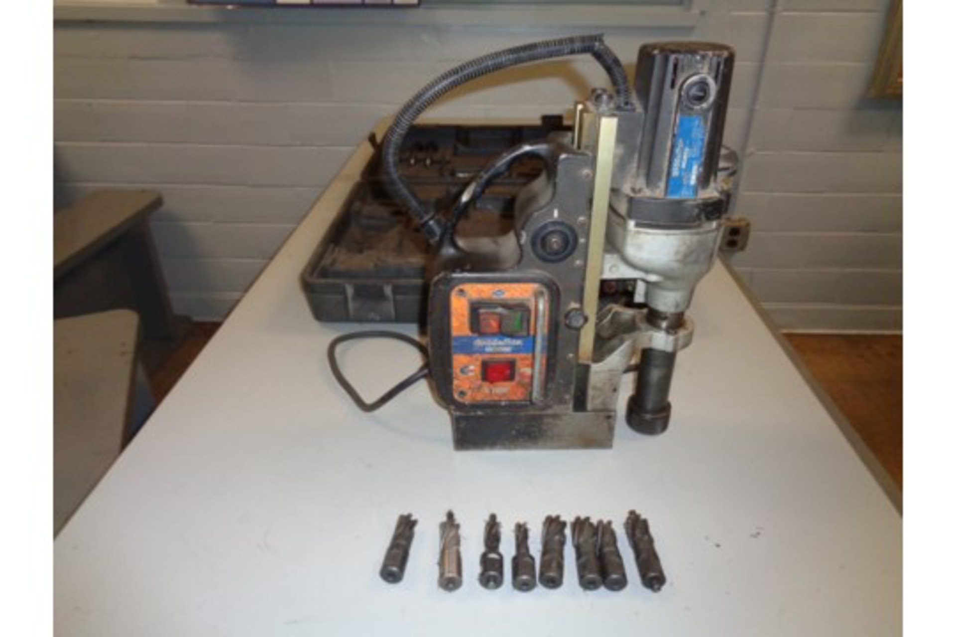 Lot 16 - Evolution ME3500 Magnetic Drill