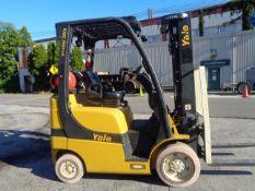 2014 Yale GLC050VXNVRE088 5,000 lb Forklift