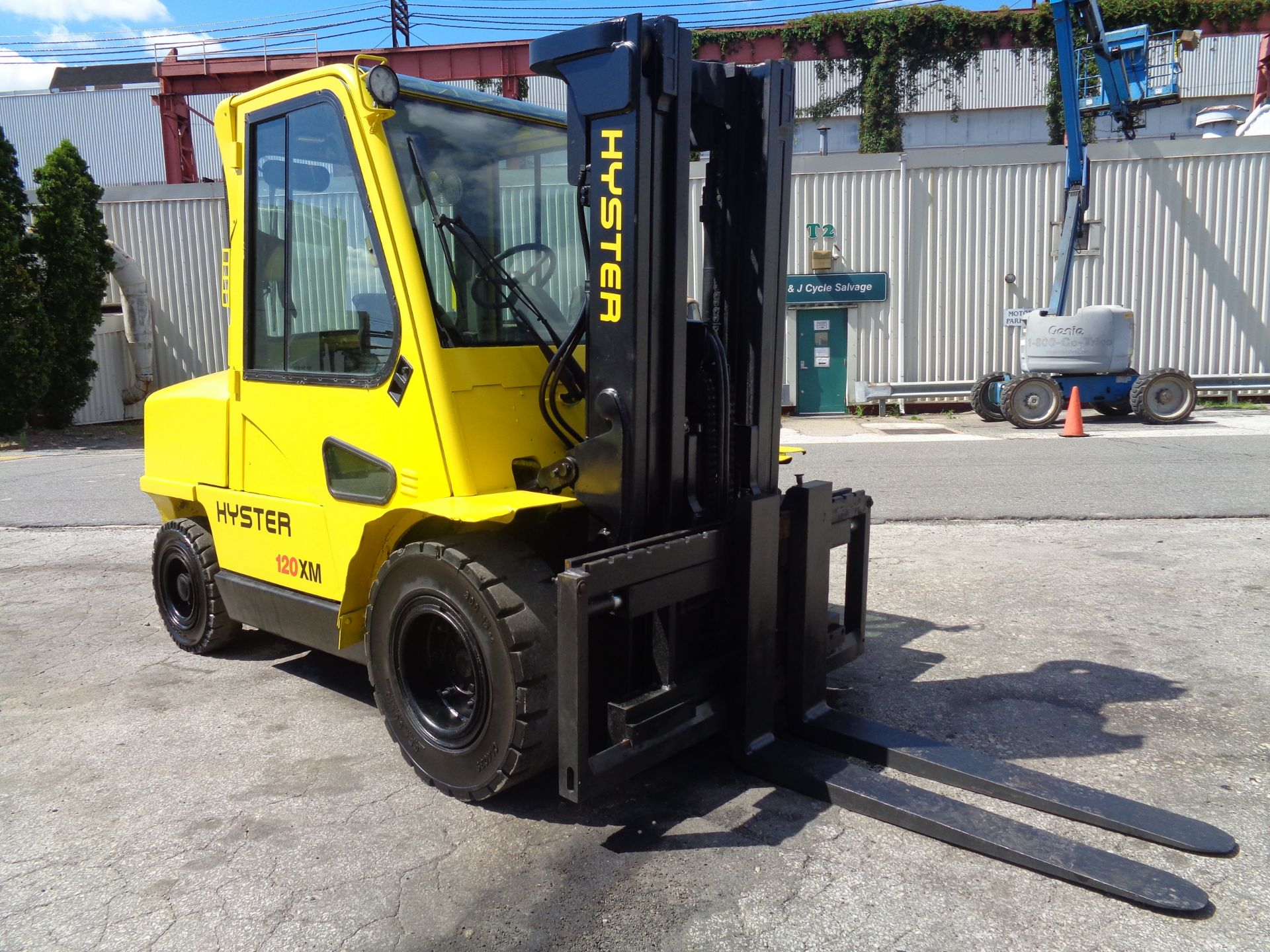 Hyster H120XL 12,000lb Forklift - Image 5 of 15