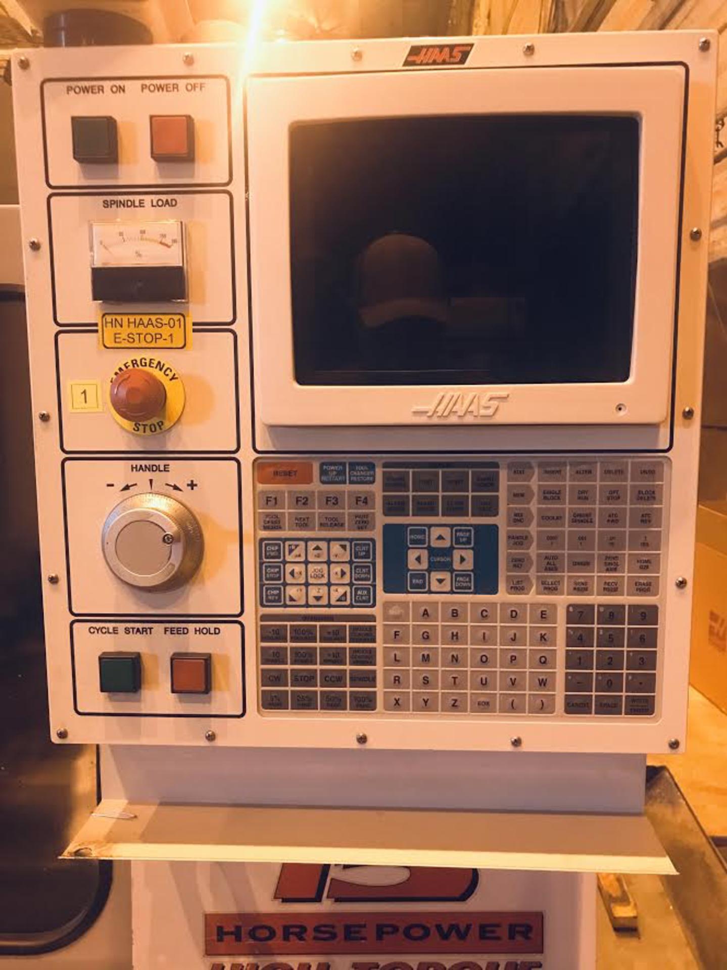 Lot 20 - Haas VF1 Vertical Machining Center