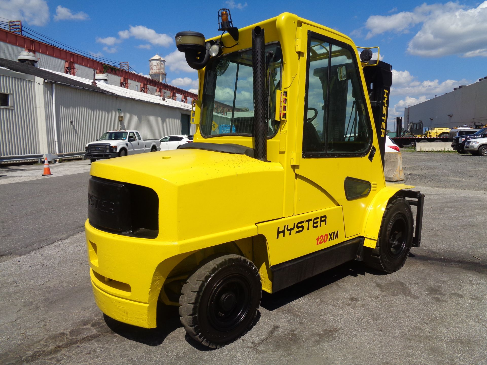 Hyster H120XL 12,000lb Forklift - Image 2 of 15