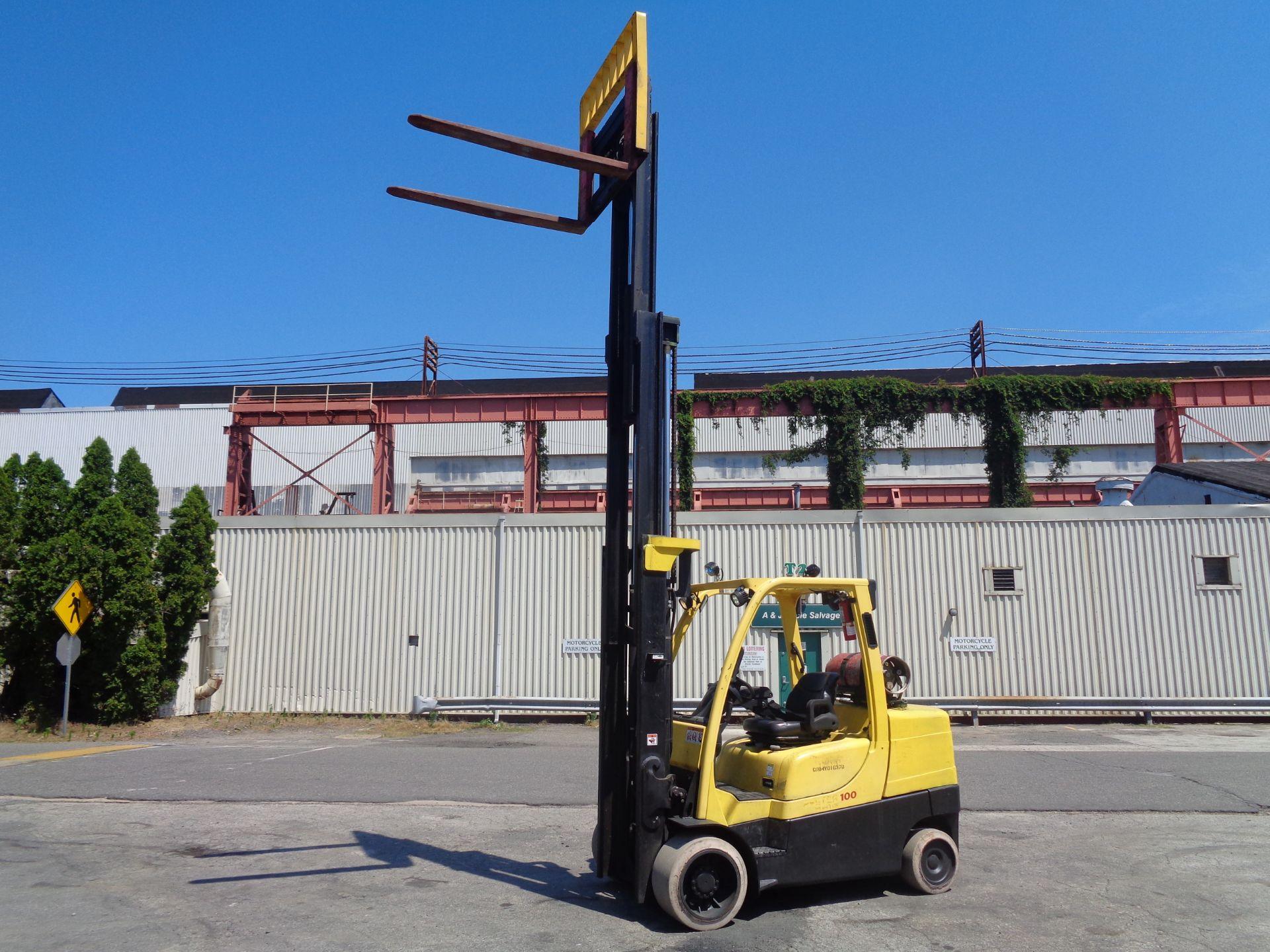 Hyster S100FT 10,000lb Forklift - Image 11 of 17