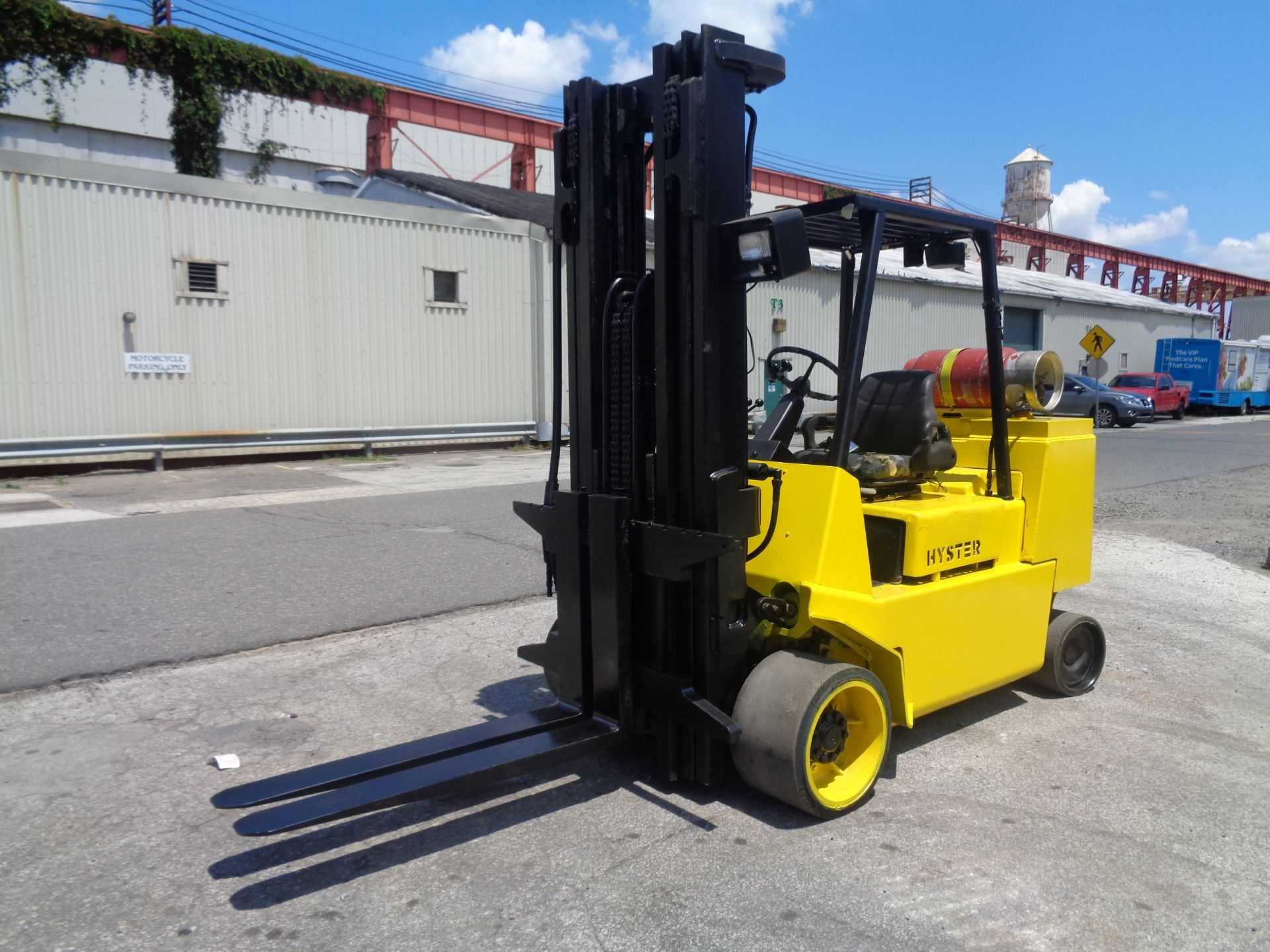 Hyster S120XL 12,000lb Forklift - Image 4 of 14