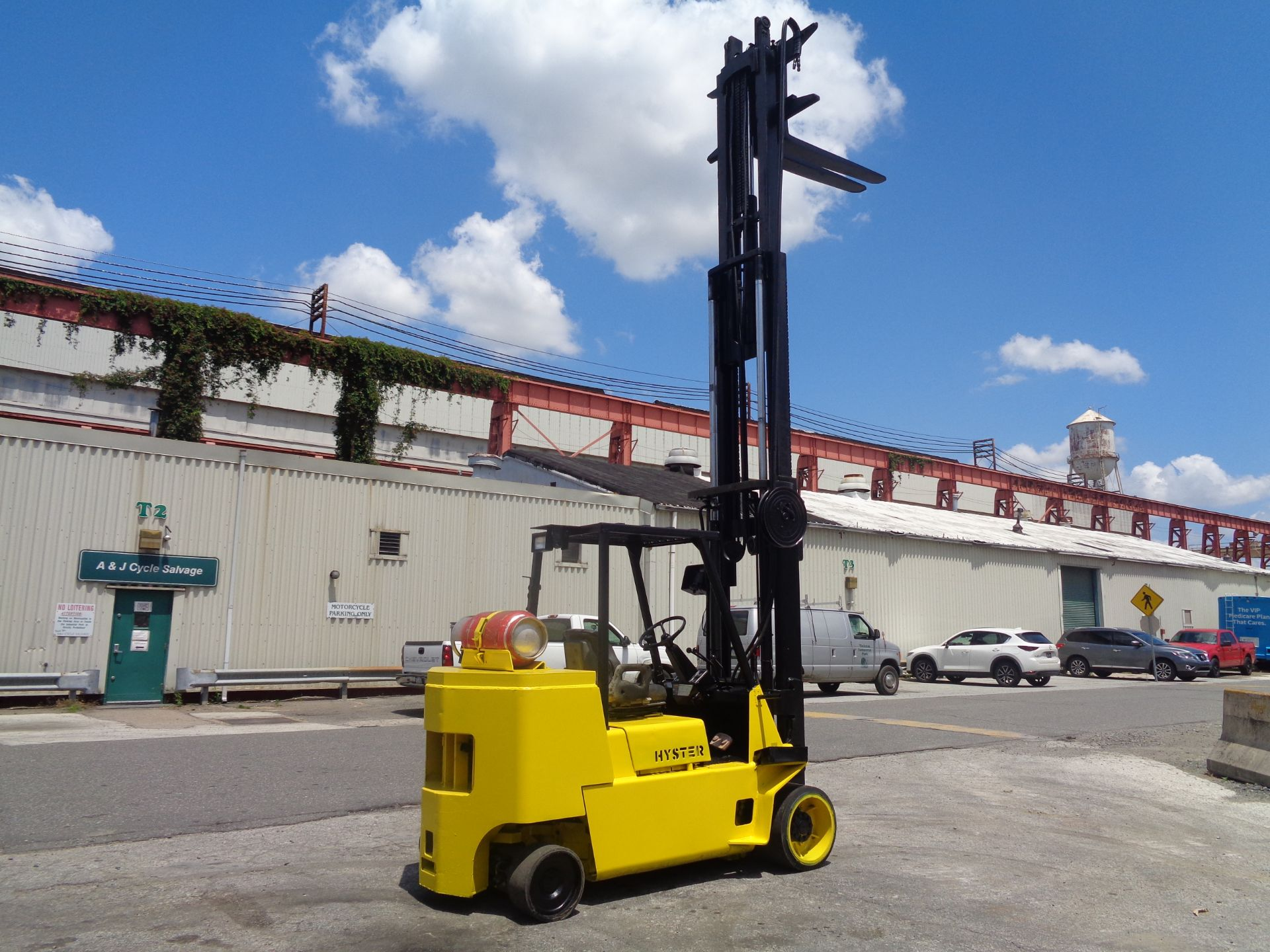 Hyster S120XL 12,000lb Forklift - Image 13 of 14