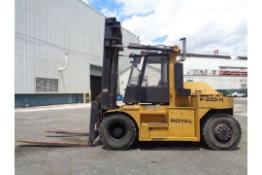 1998 Royal P330H 36,000lb Forklift