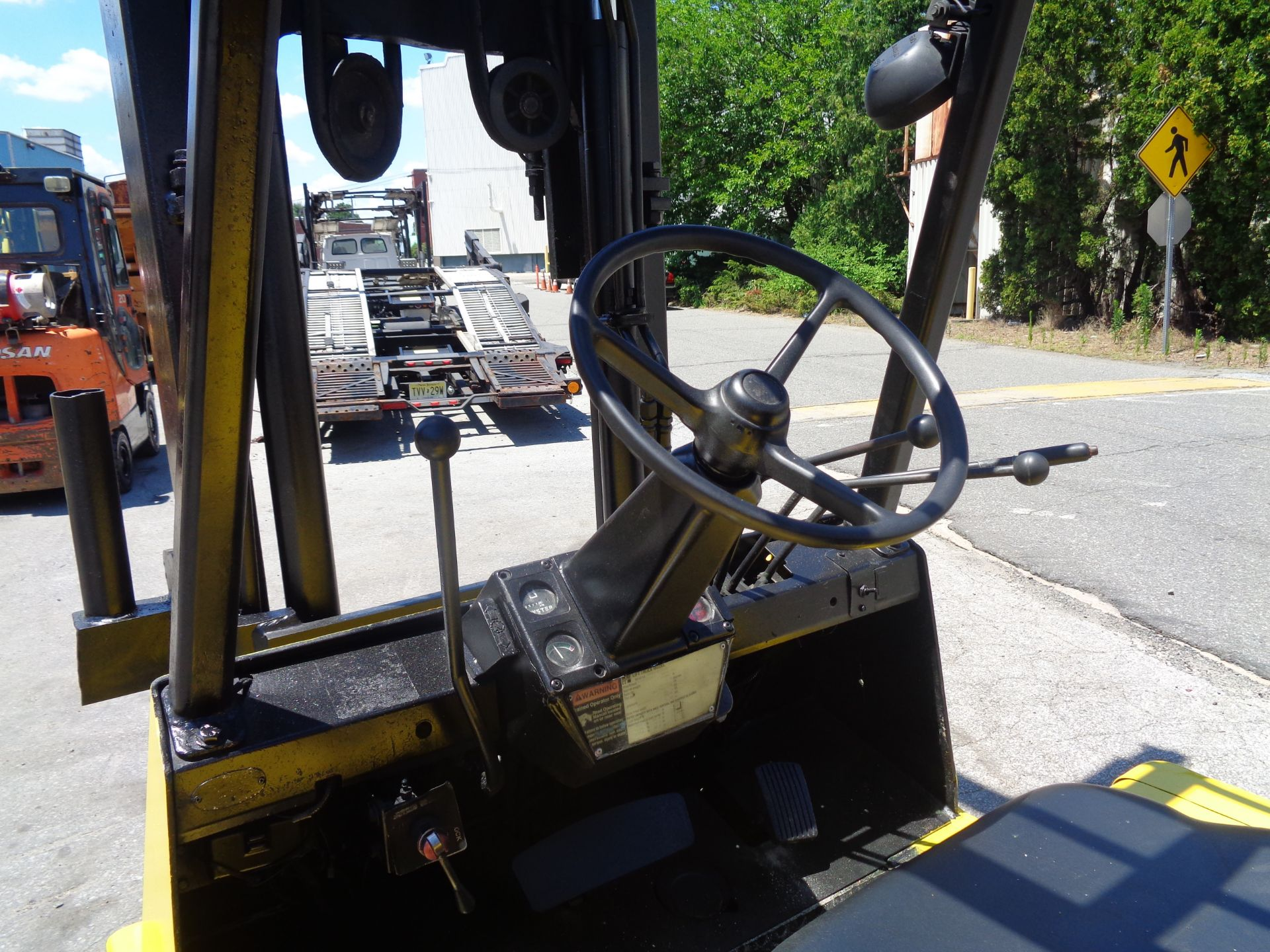 Hyster S80XL 8,000 lbs Forklift - Image 7 of 13