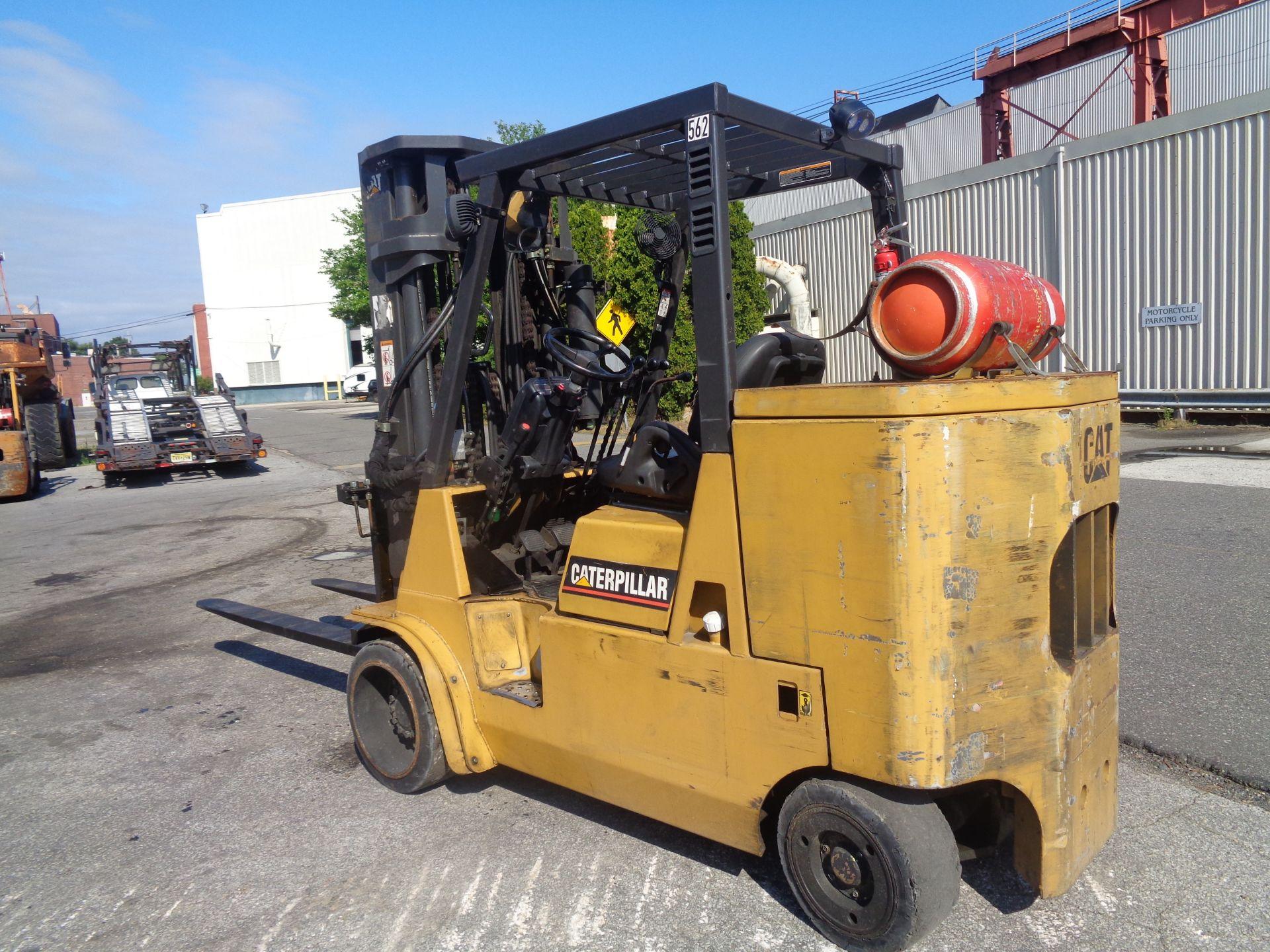 Caterpillar GC55KSTR 11,000lb Forklift - Image 4 of 14