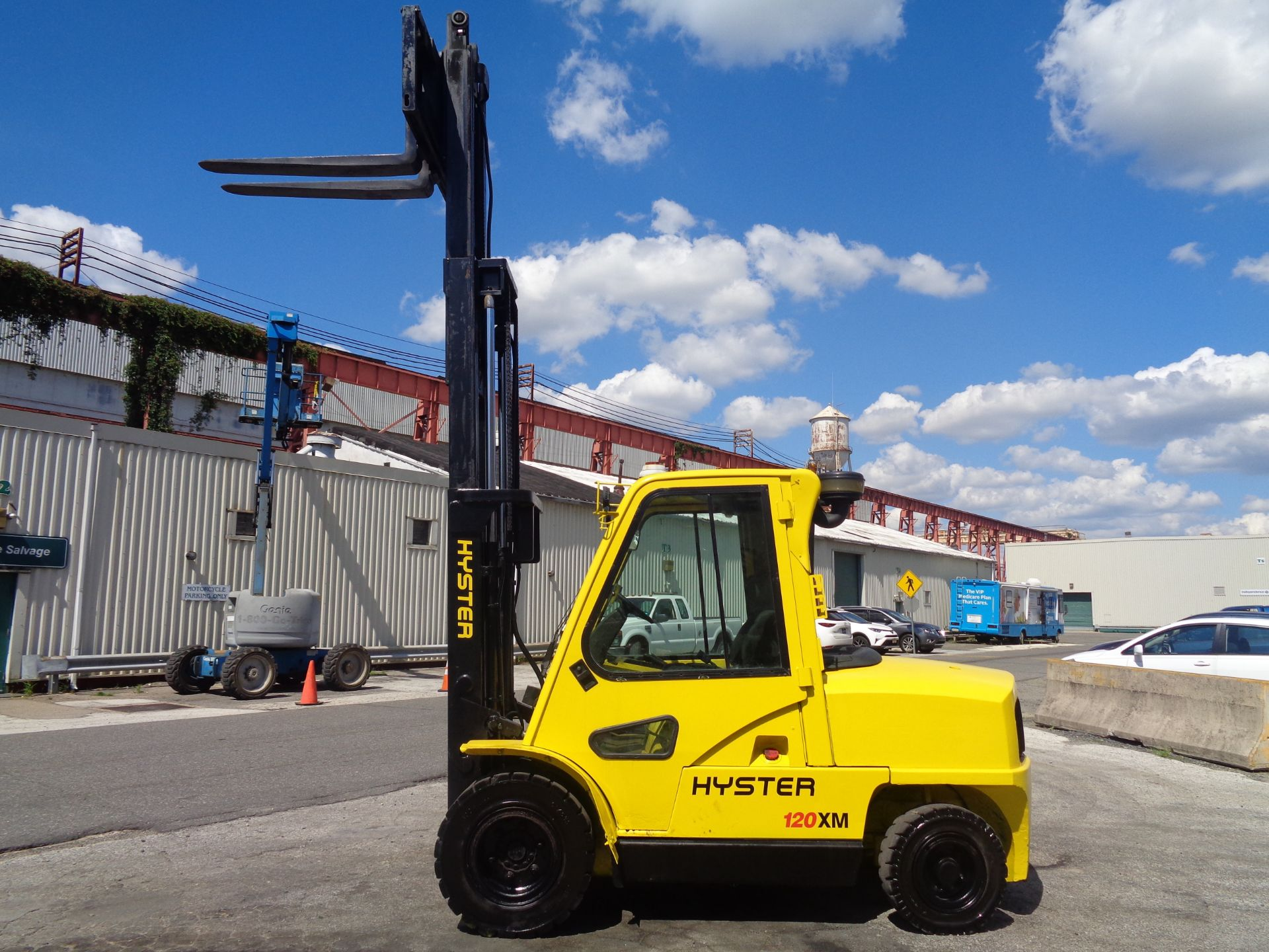 Hyster H120XL 12,000lb Forklift - Image 13 of 15