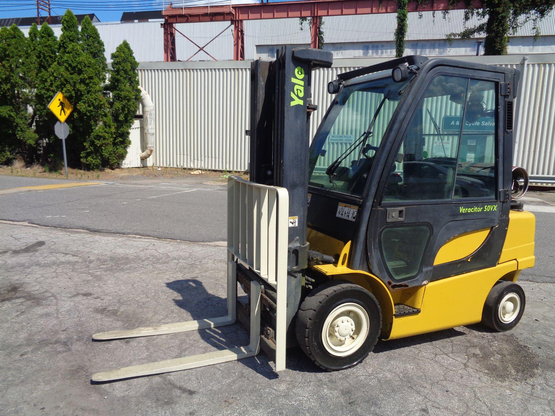 Yale GLP05VXEUSE086 5000 lb Forklift - Image 12 of 14