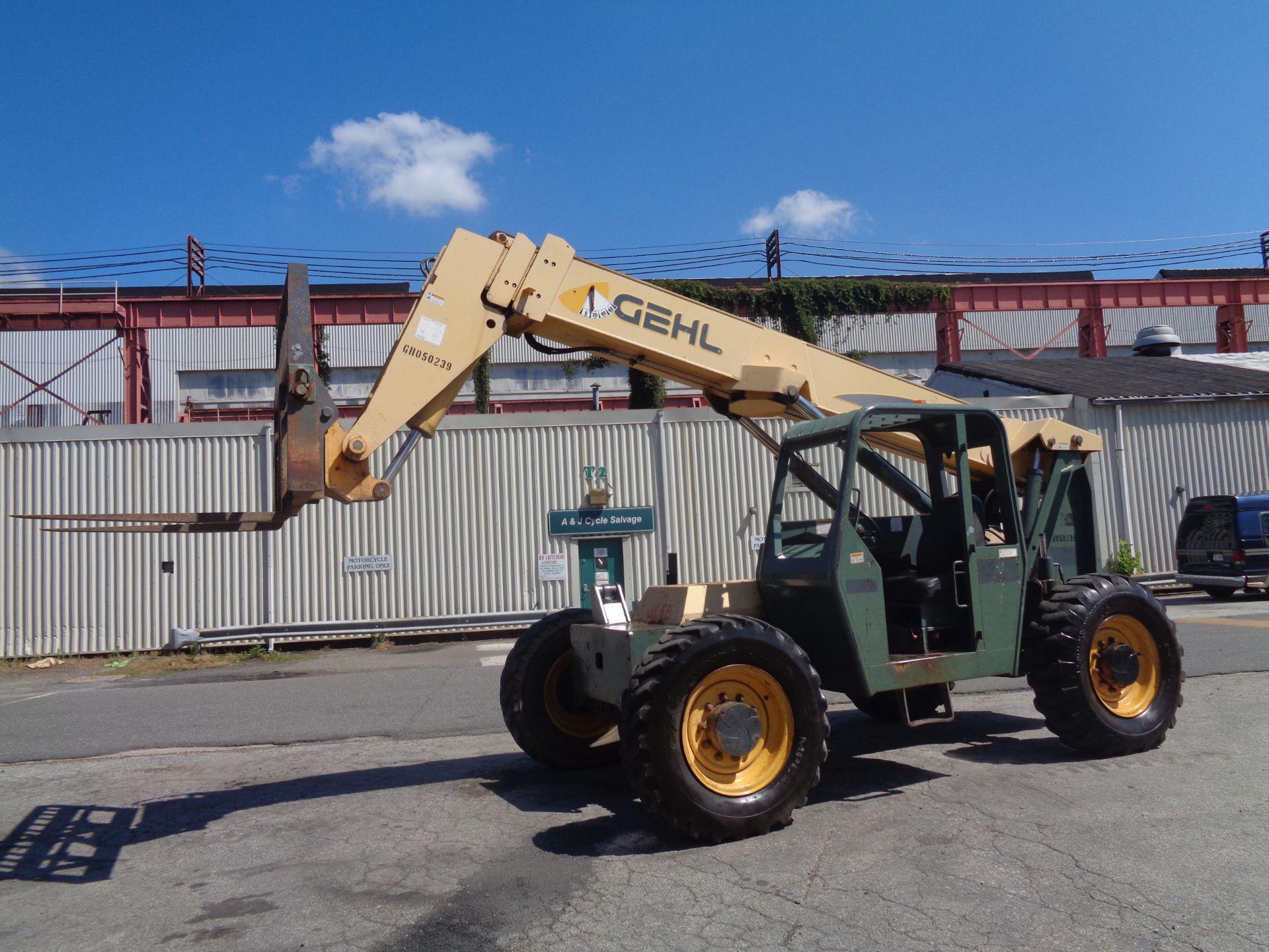 Lot 46 - Gehl RS8-42 8,000lb Telecopic Forklift