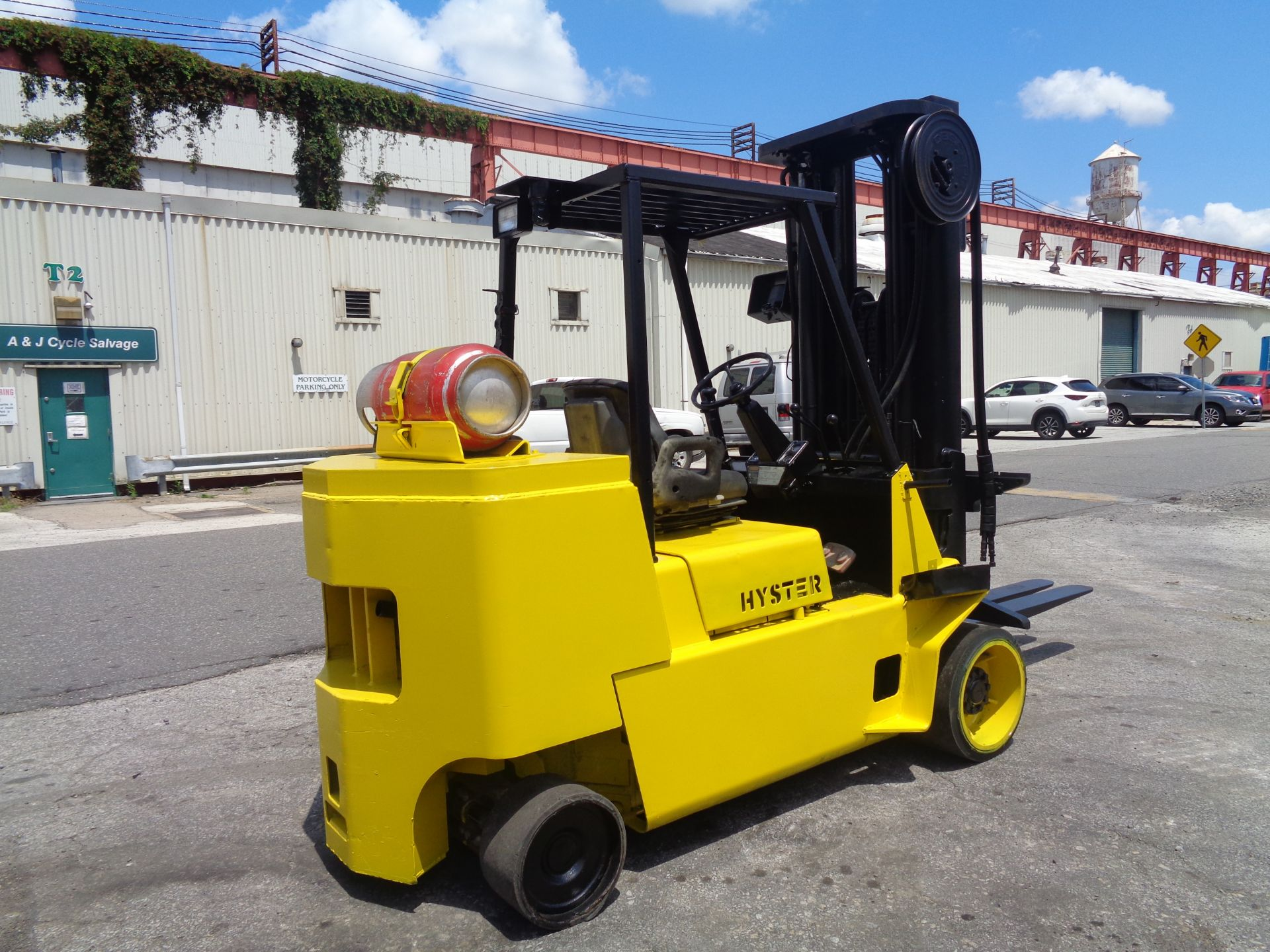 Hyster S120XL 12,000lb Forklift - Image 10 of 14