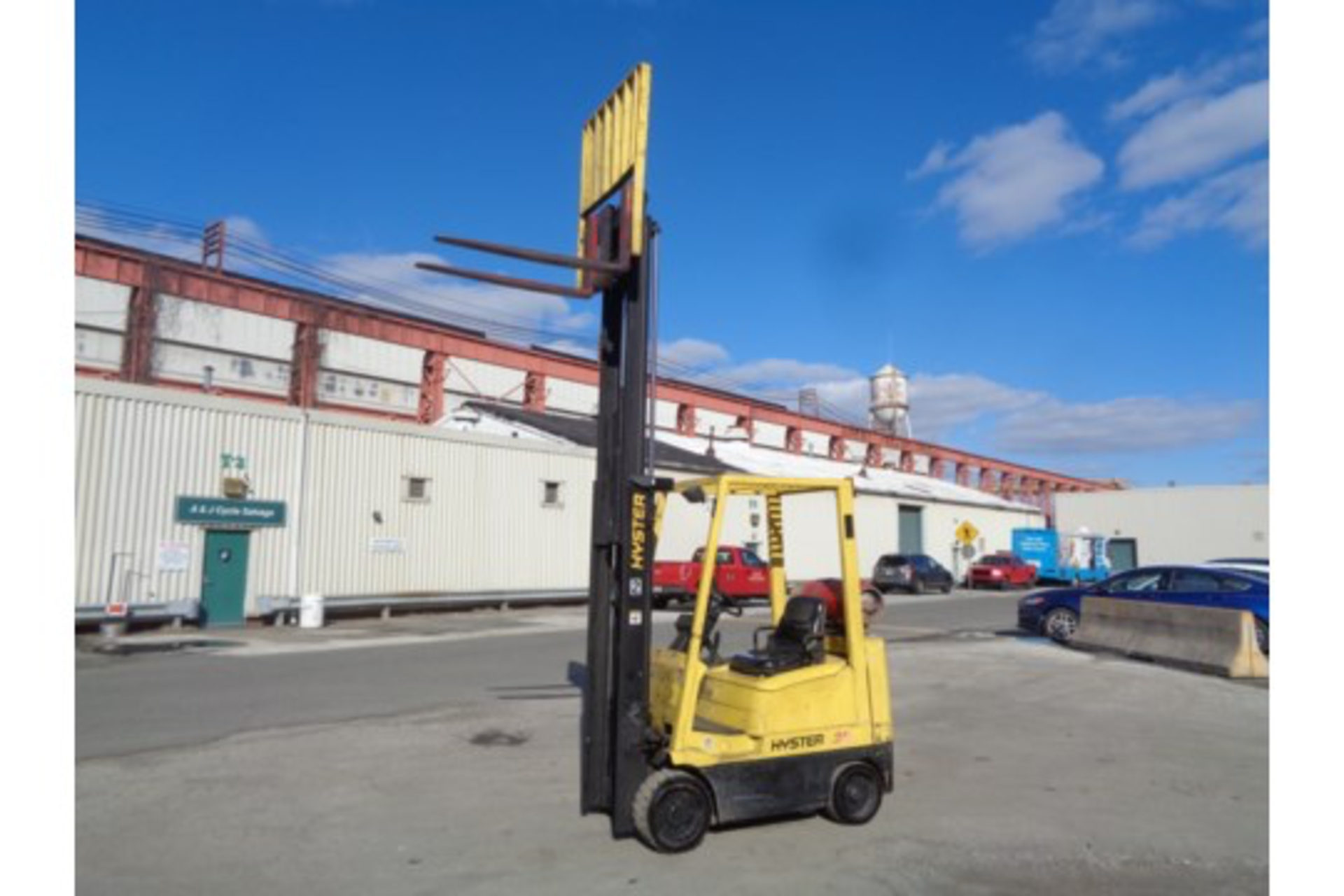 Hyster S35XM 3,500lb Forklift - Image 12 of 15