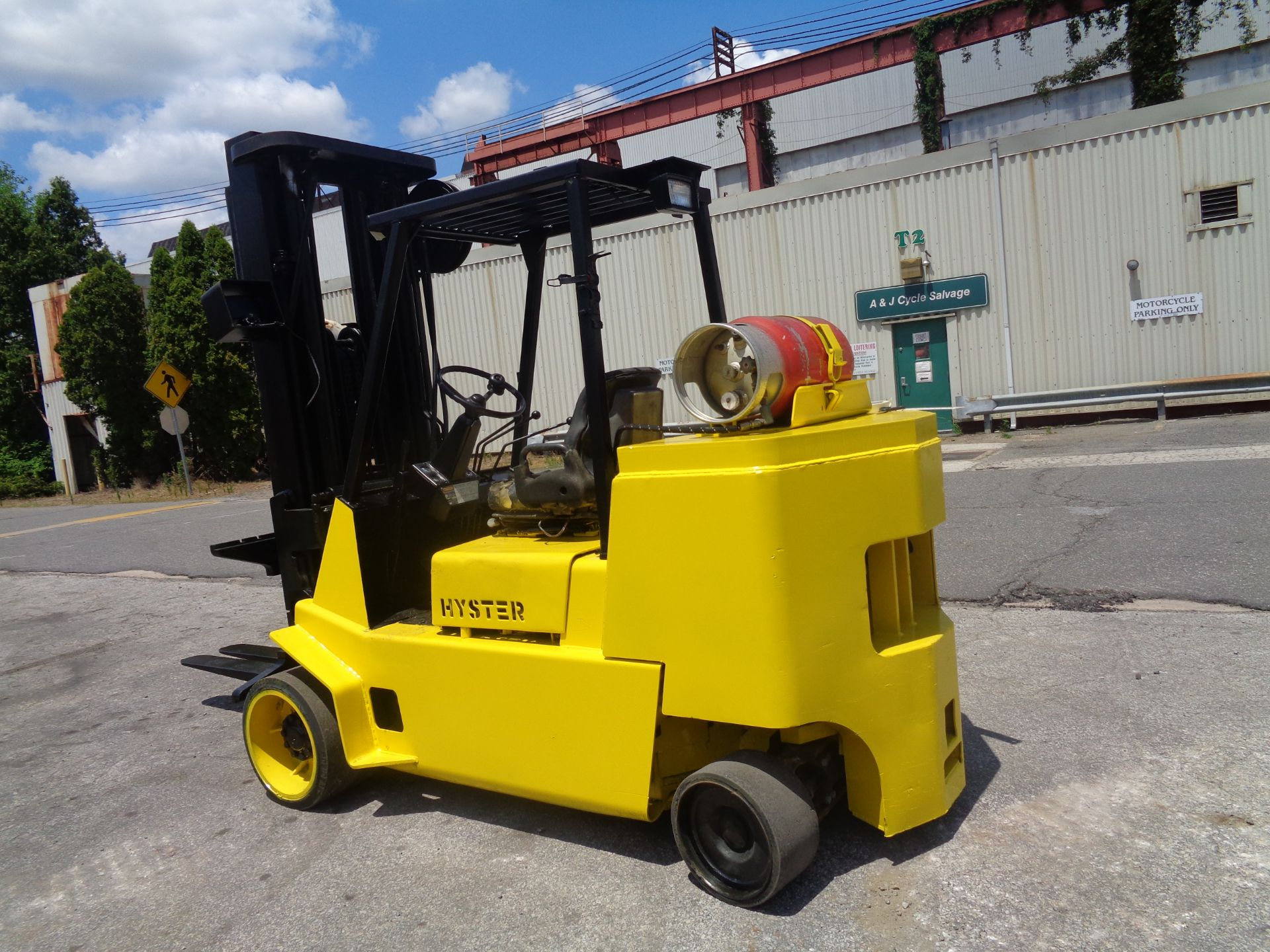Hyster S120XL 12,000lb Forklift - Image 3 of 14