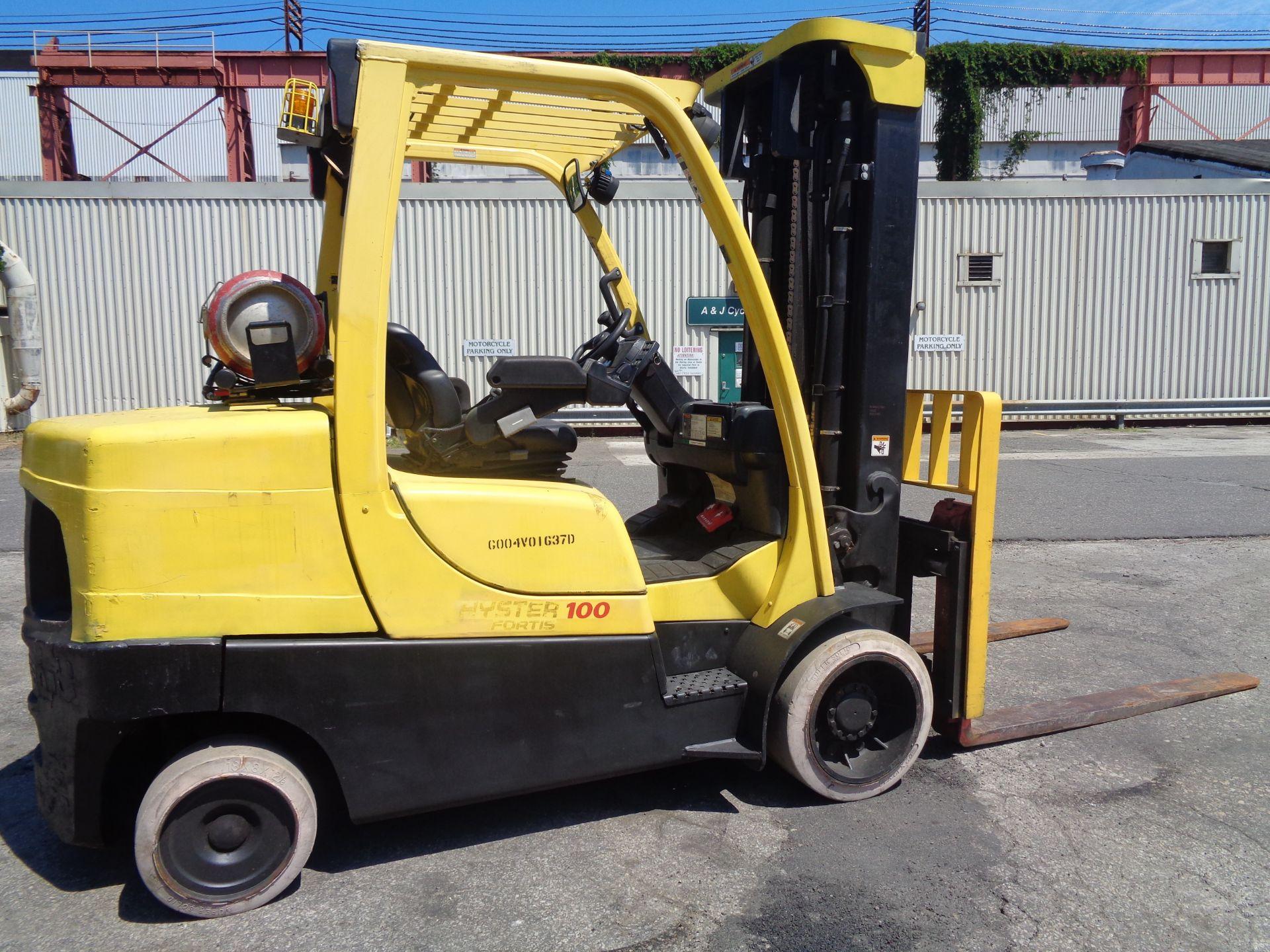 Hyster S100FT 10,000lb Forklift - Image 9 of 17