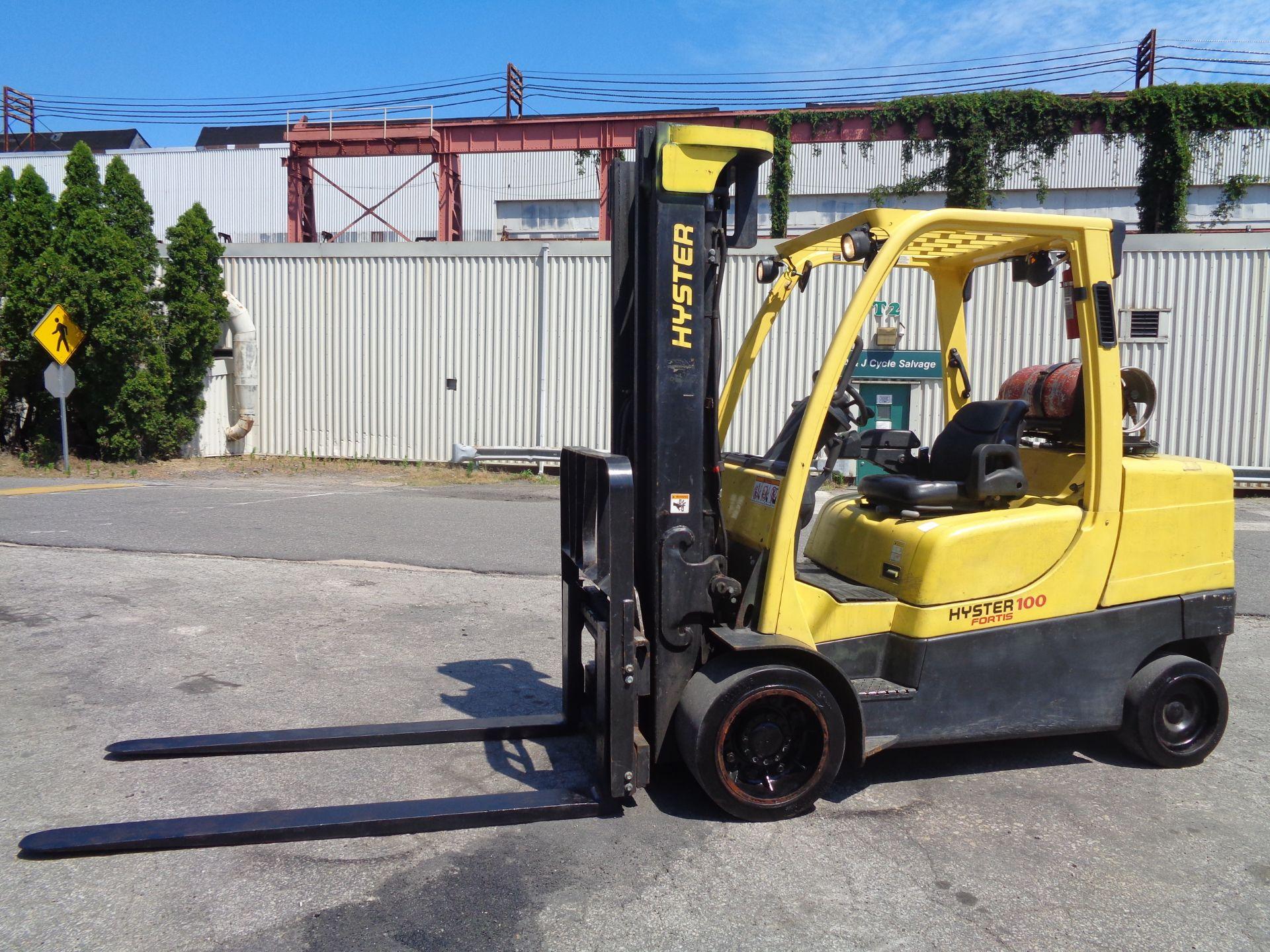 Hyster S100FT 10,000lb Forklift - Image 9 of 19
