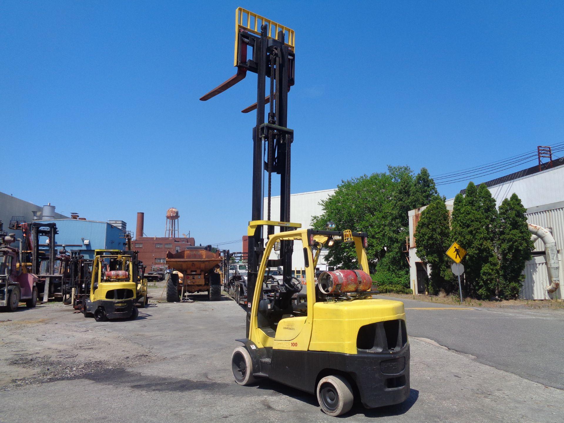 Hyster S100FT 10,000lb Forklift - Image 14 of 17