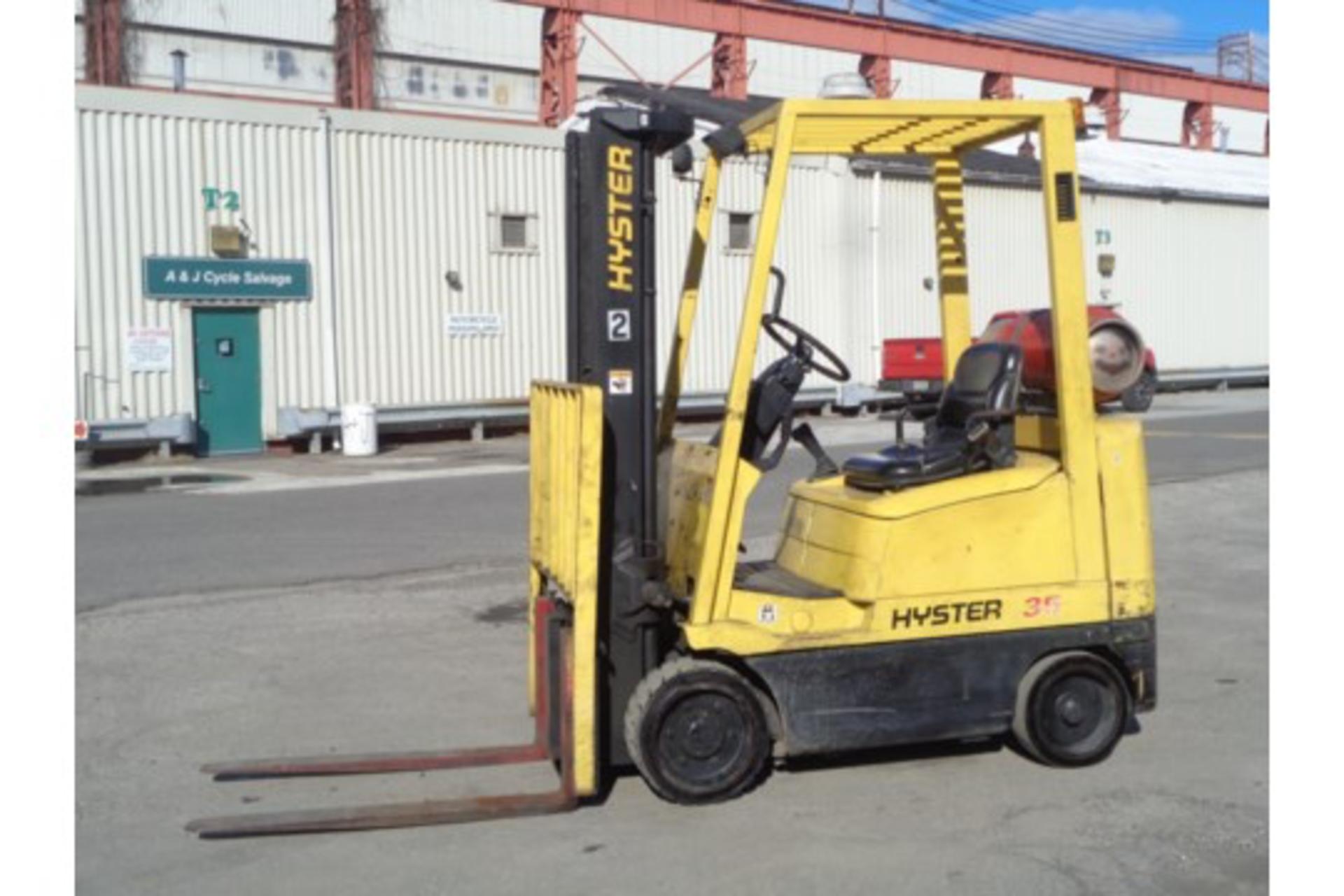Hyster S35XM 3,500lb Forklift - Image 7 of 15