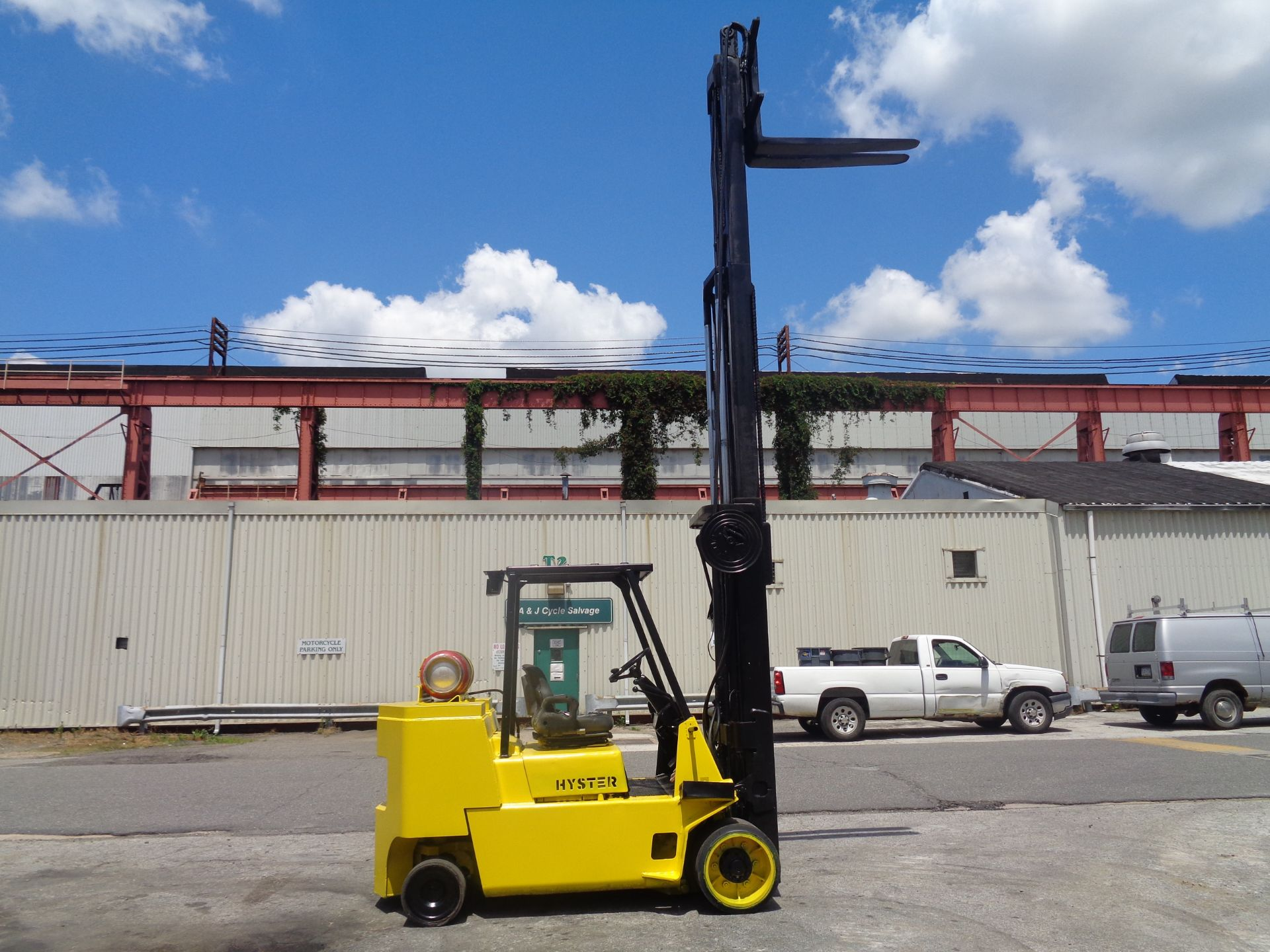 Hyster S120XL 12,000lb Forklift - Image 11 of 14
