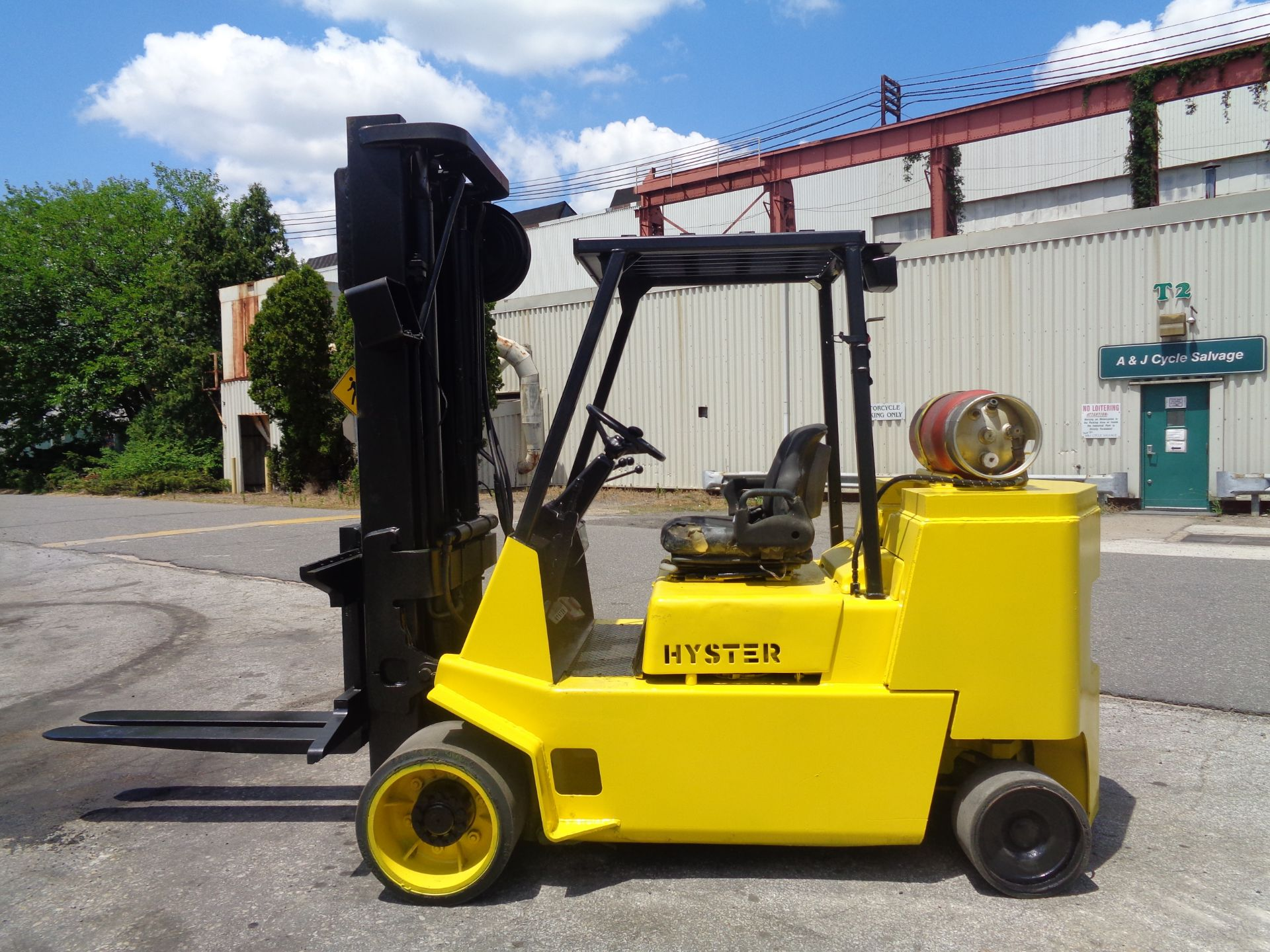 Hyster S120XL 12,000lb Forklift - Image 5 of 14
