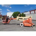 2008 JLG E400AJP 40ft Boom Lift