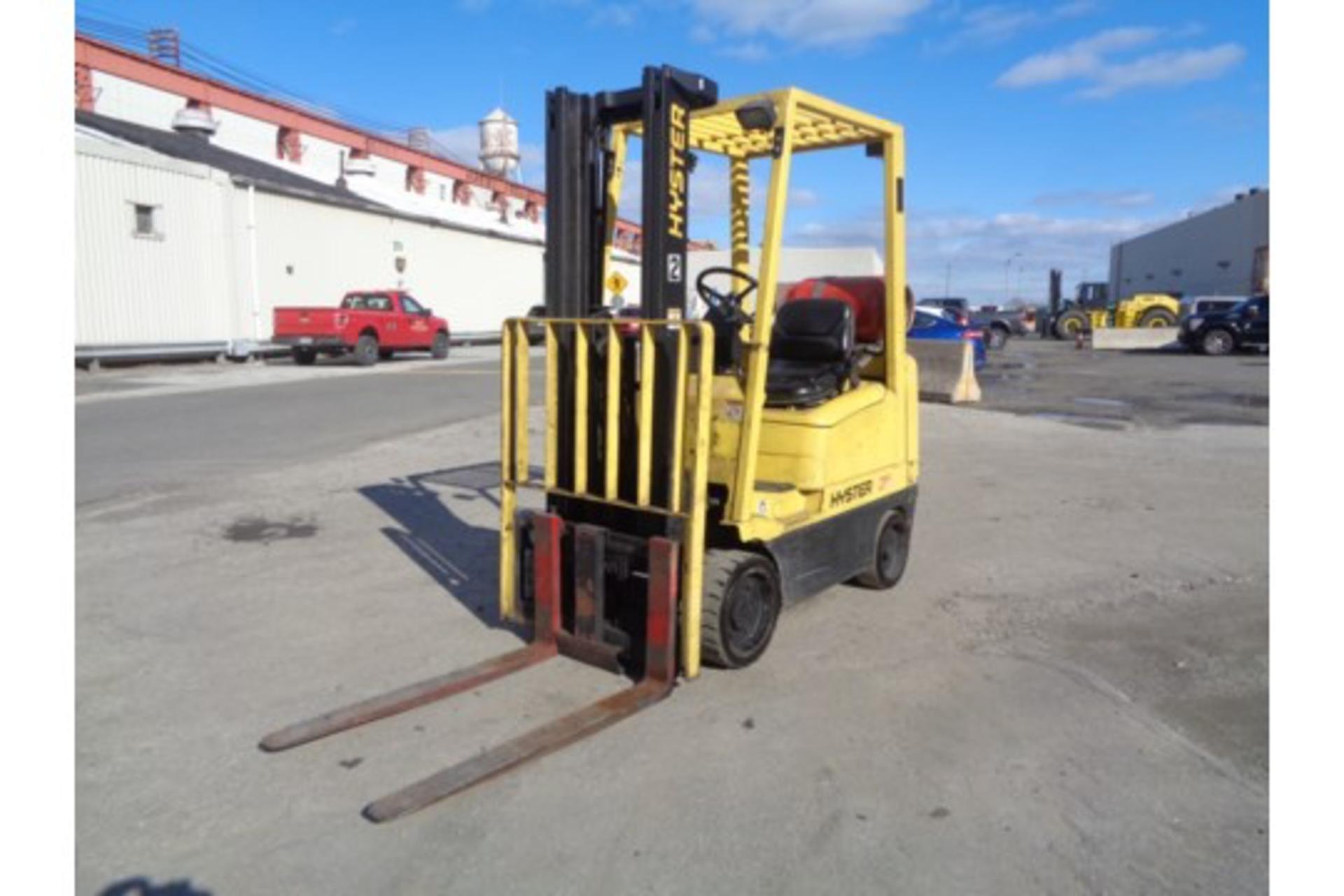 Hyster S35XM 3,500lb Forklift - Image 6 of 15