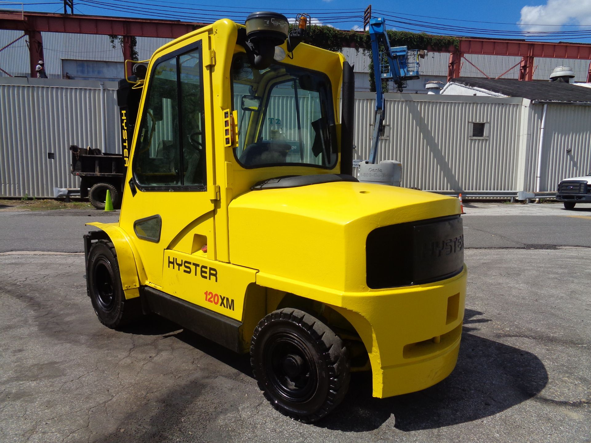 Hyster H120XL 12,000lb Forklift - Image 10 of 15