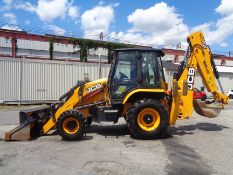 2018 JCB 3CXT 4x4 Backhoe - Only 161 Hours