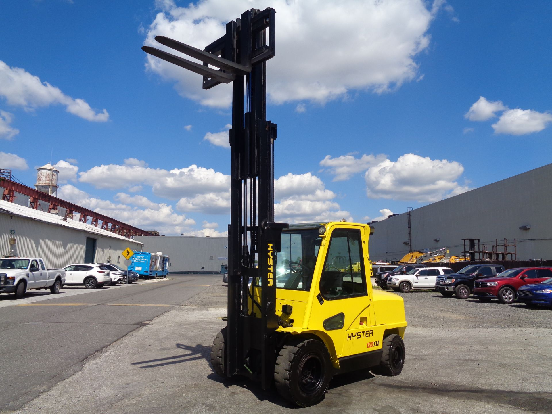 Hyster H120XL 12,000lb Forklift - Image 11 of 15