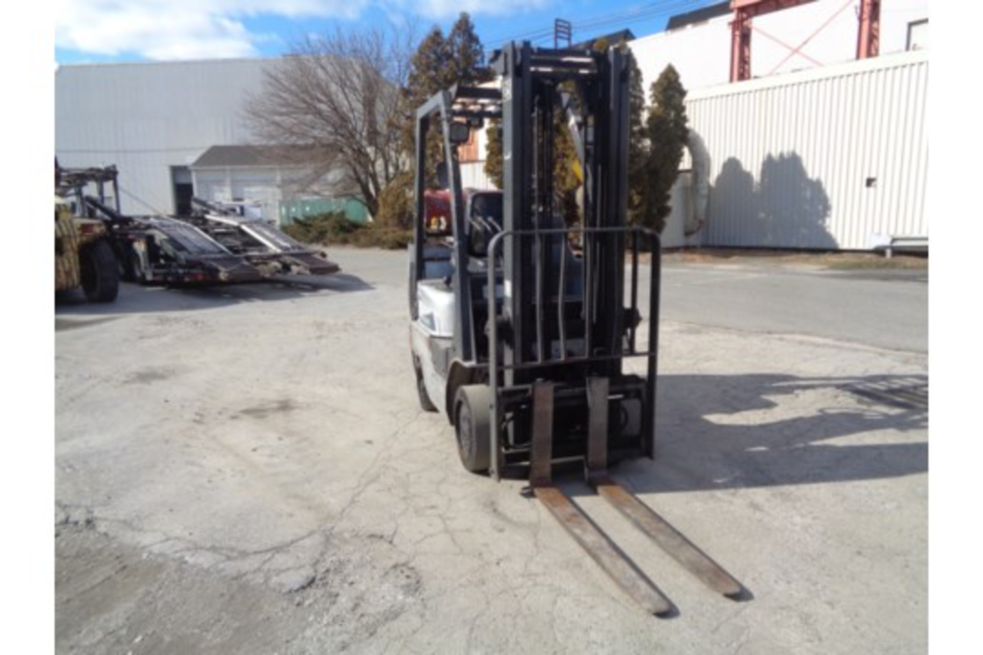 Nissan MCPL01A18LV 3500lb Forklift - Image 5 of 16