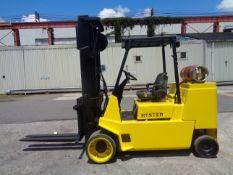 Hyster S120XL 12,000lb Forklift