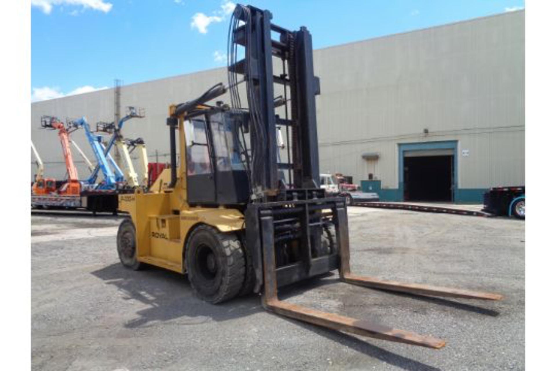 1998 Royal P330H 36,000lb Forklift - Image 11 of 19