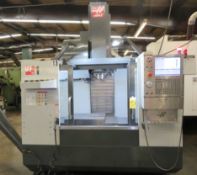 2017 HAAS VF-1 CNC VERTICAL MACHINING CENTER