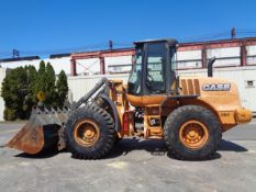 2013 Case 512E Wheel Loader