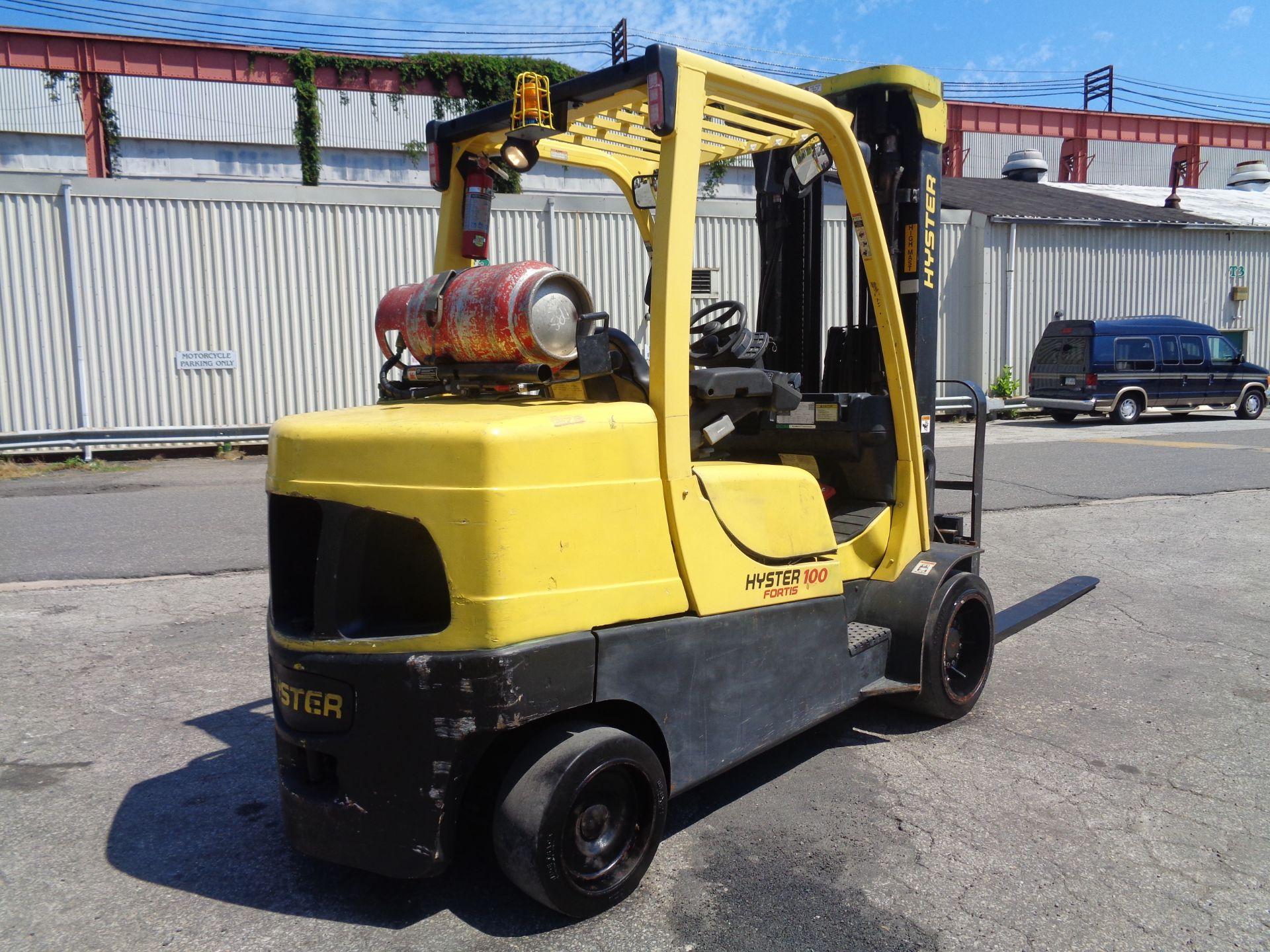 Hyster S100FT 10,000lb Forklift - Image 8 of 19