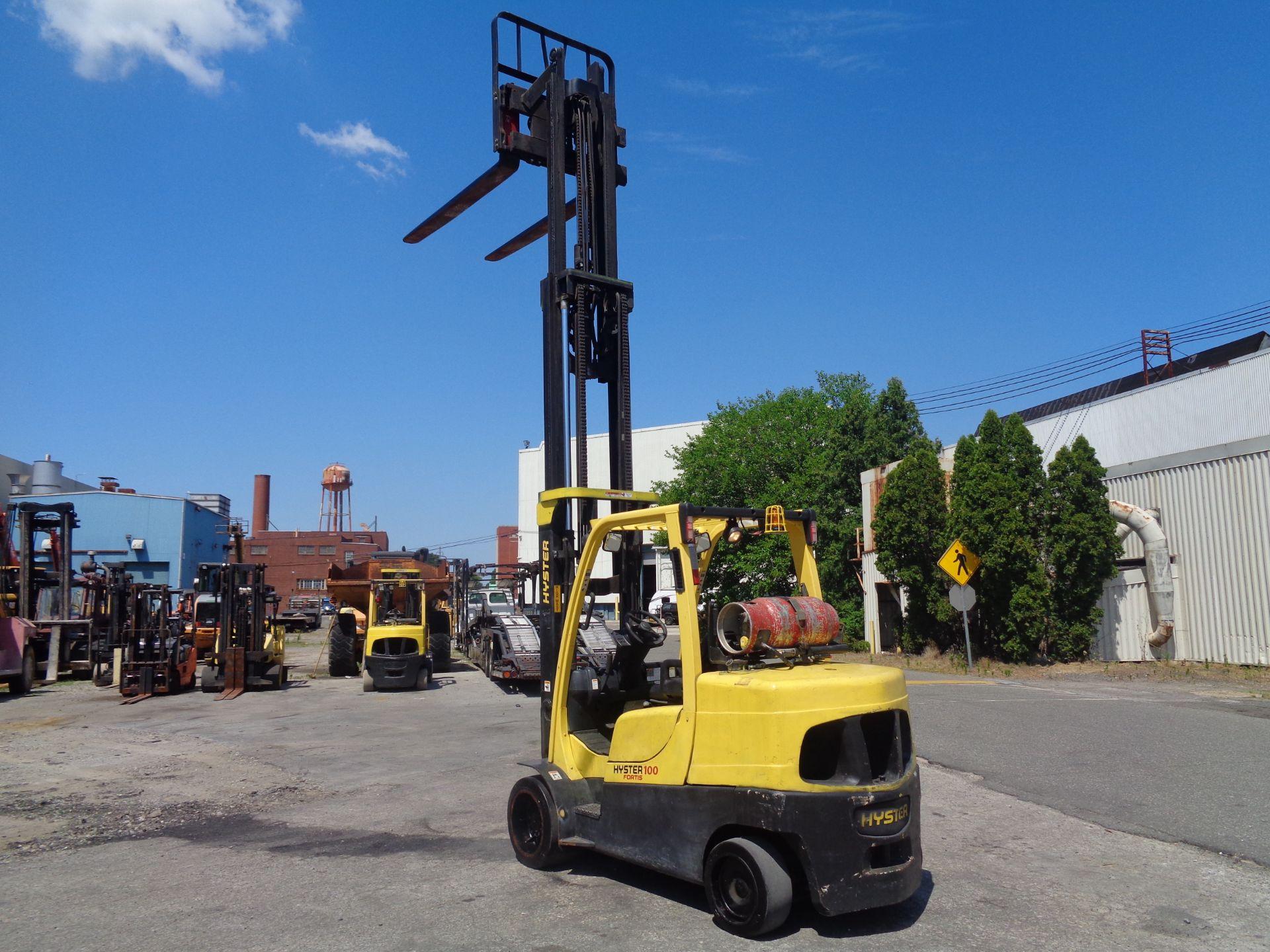 Hyster S100FT 10,000lb Forklift - Image 13 of 19