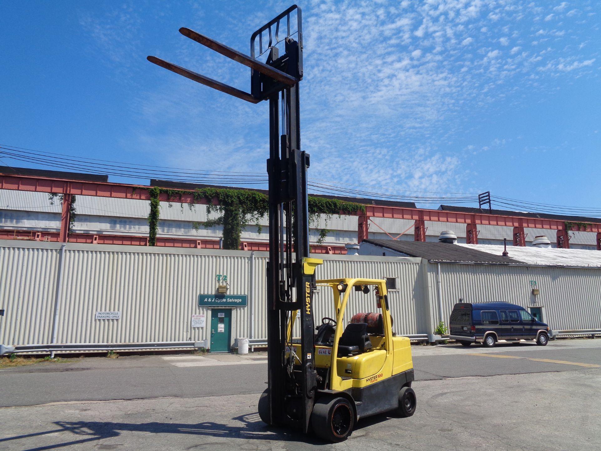 Hyster S100FT 10,000lb Forklift - Image 17 of 19