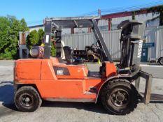 Nissan F04B50V 11,000 lbs Forklift