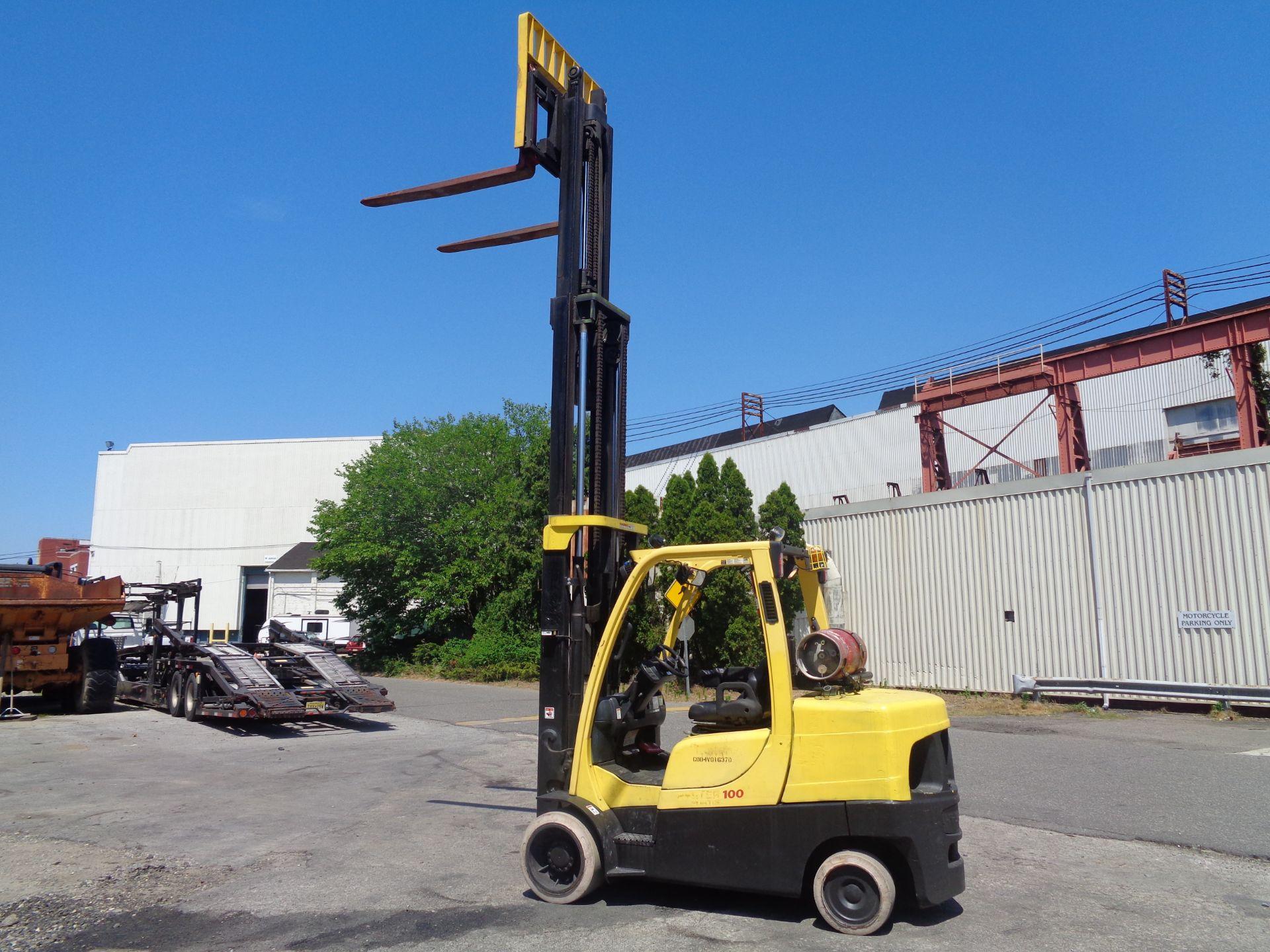 Hyster S100FT 10,000lb Forklift - Image 15 of 17